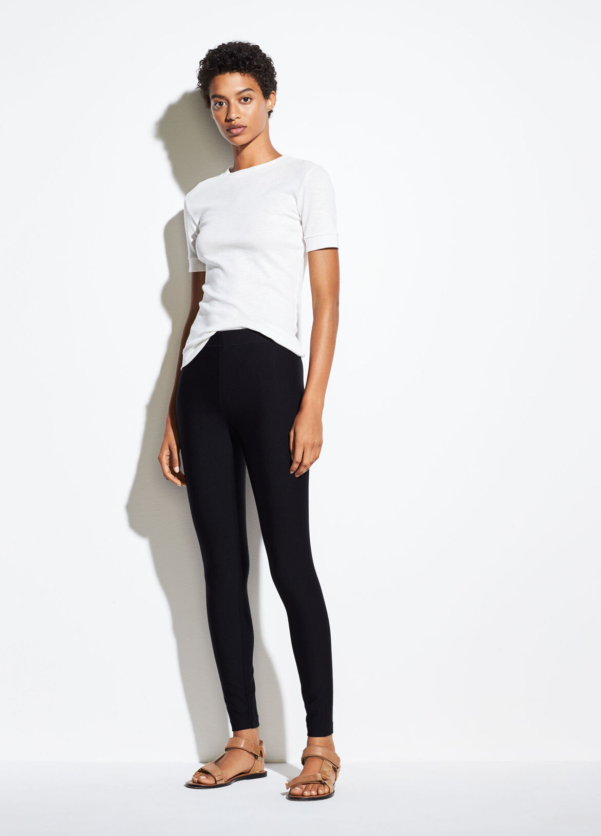 빈스 Vince Legging,black