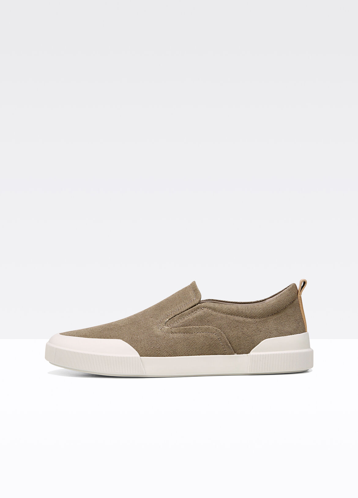 빈스 Vince Vernon Canvas Sneakers,flint cucio