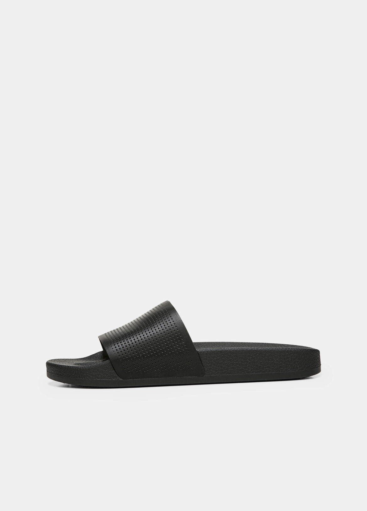 빈스 Vince Leather Watley-2 Sandal,black