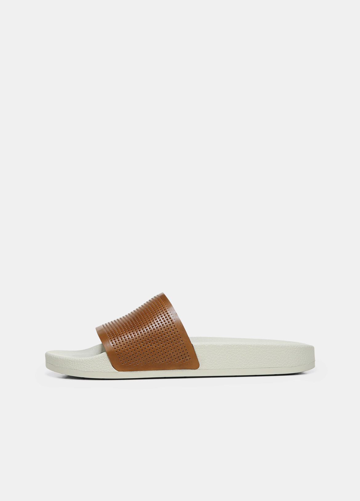 빈스 Vince Leather Watley-2 Sandal,luggage