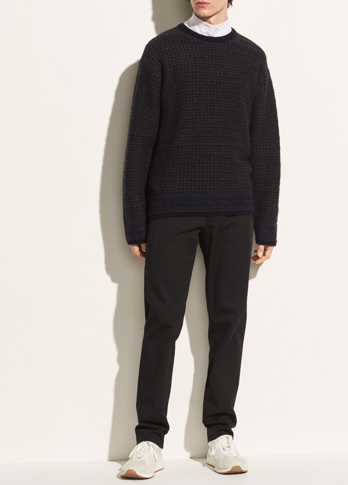 빈스 Vince Slim Fit Chino,black