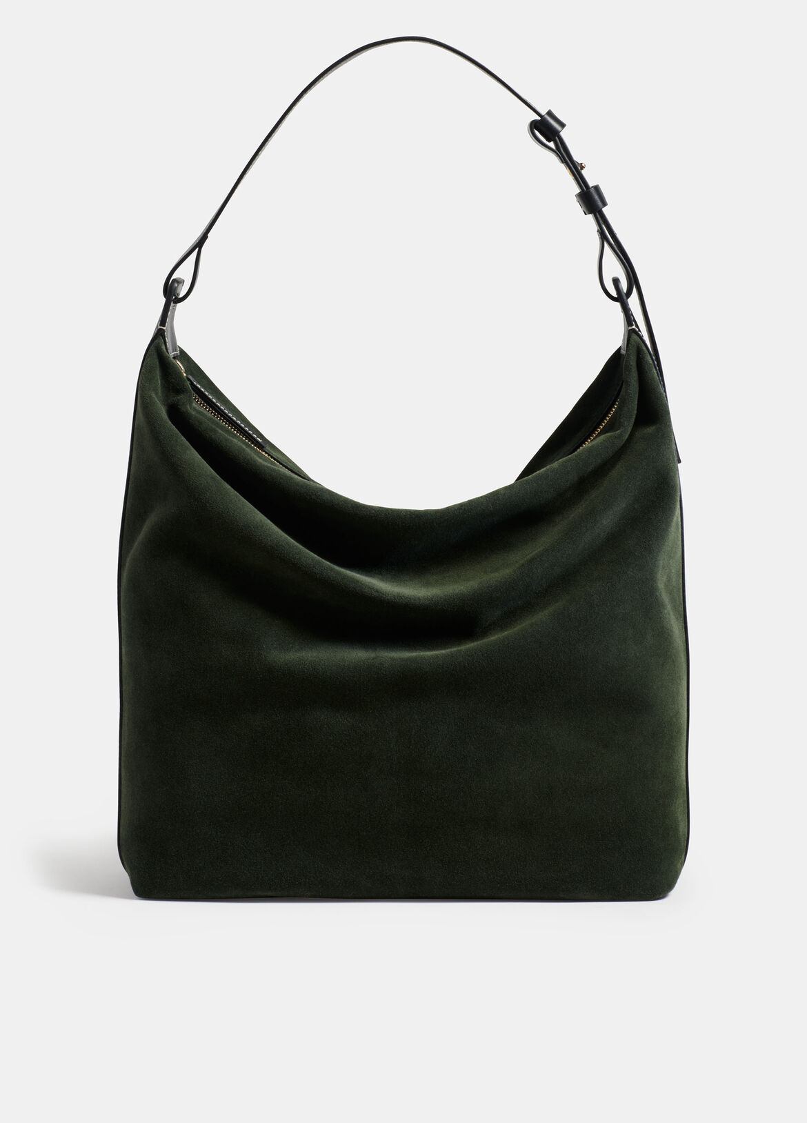 빈스 Vince Exclusive / Canyon Hobo,BLACK/GREEN