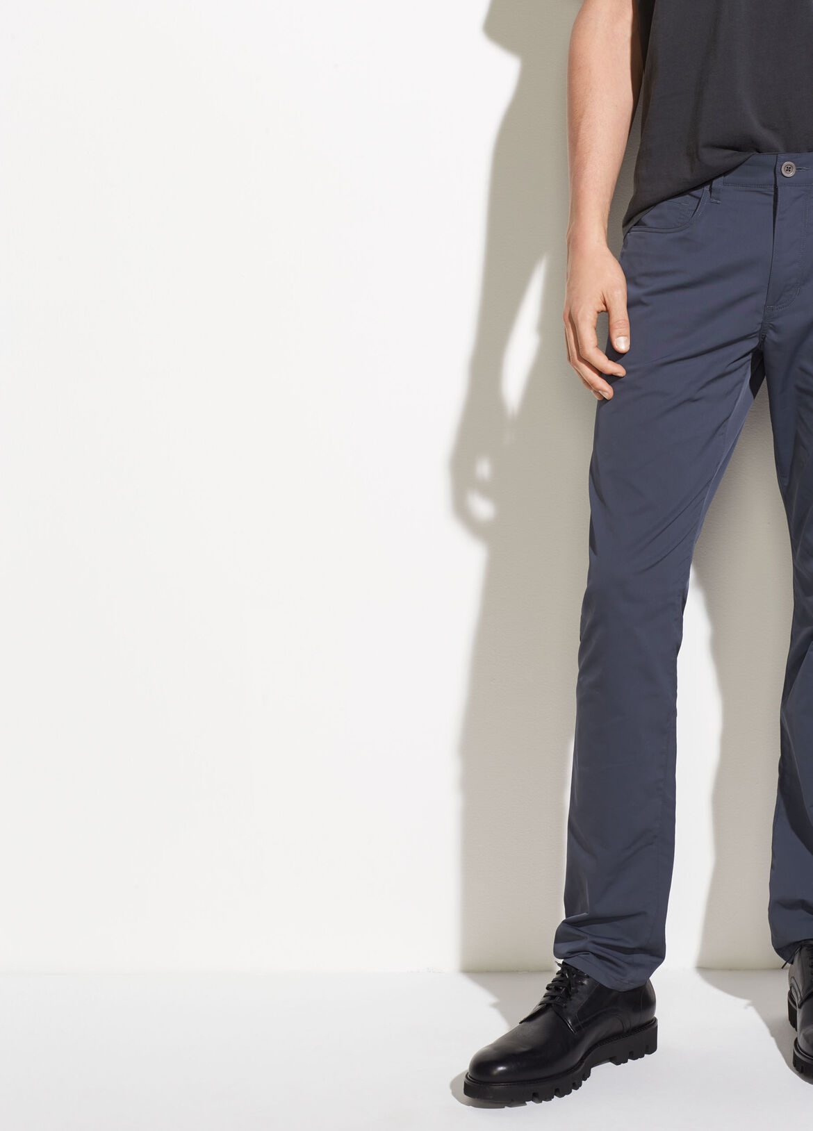 빈스 Vince Dylan 5 Pocket Tech Pant,titanium