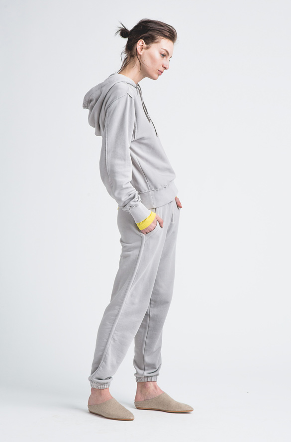 Raw Edge French Terry Sweats Vince Pre-Order for Women