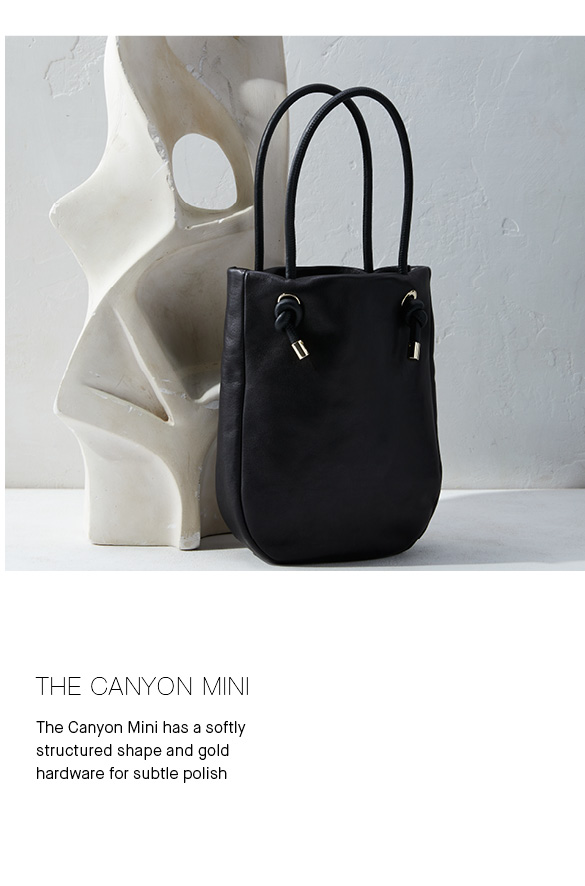 Canyon Mini Tote Women