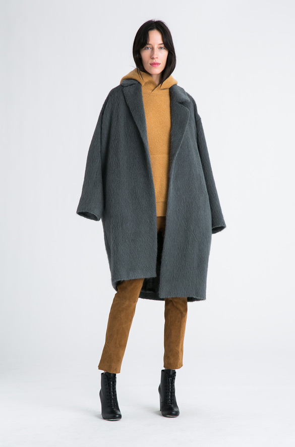 Shaggy Coat - Vince Pre-Order for Women