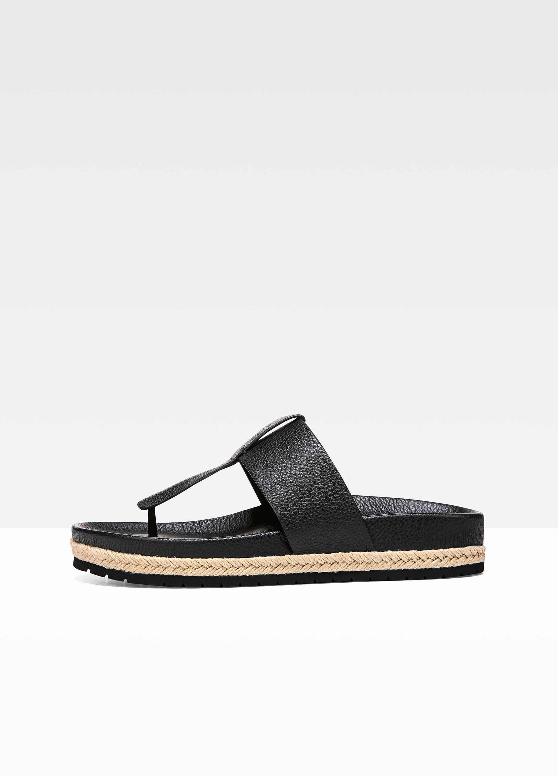 Buy leather slip on sandals cheap,up to