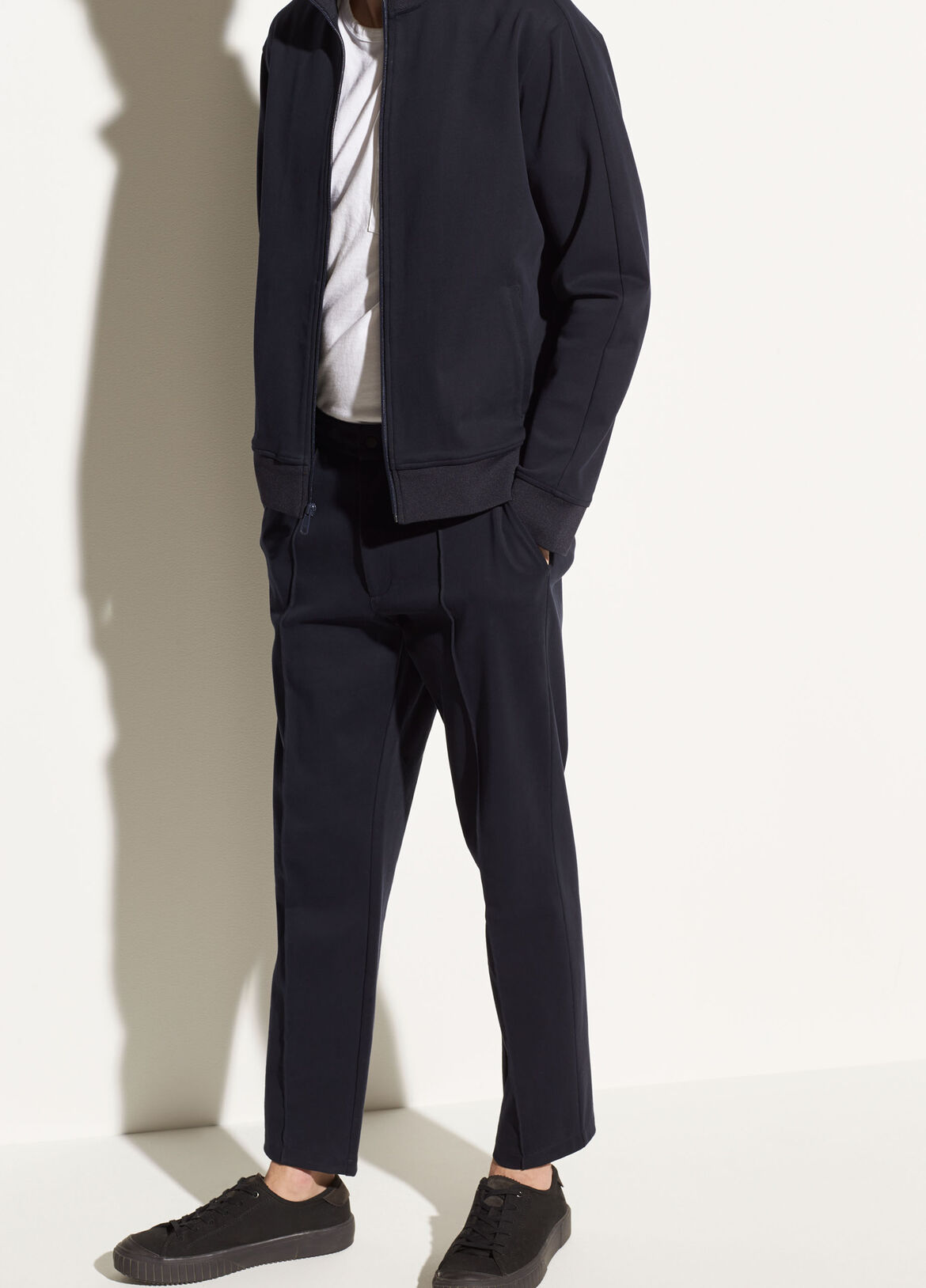 7c25d5bb Structured Track Pant. $245.00. Griffith Chino