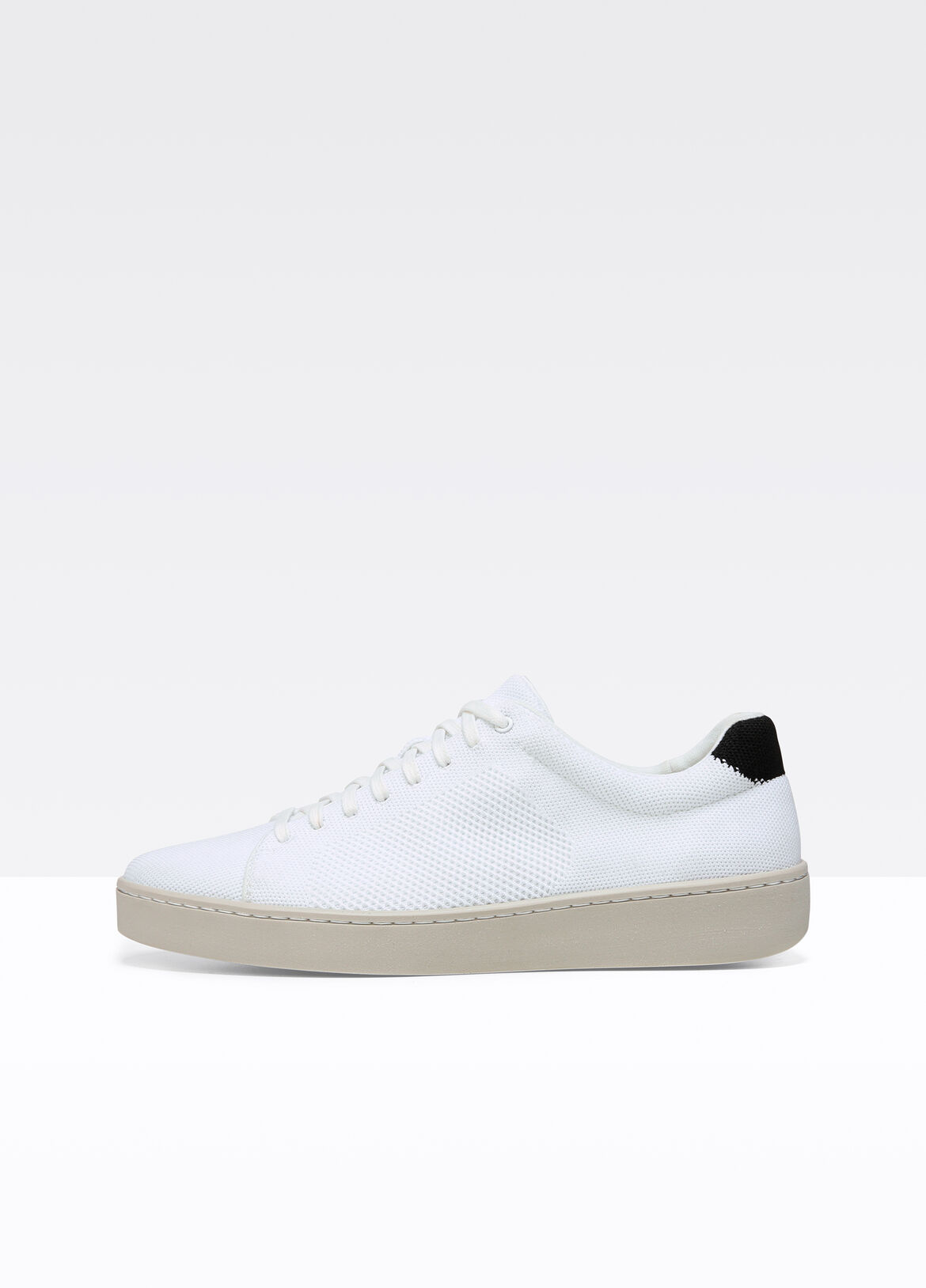 Designer Shoes For Men Knitted Sneakers