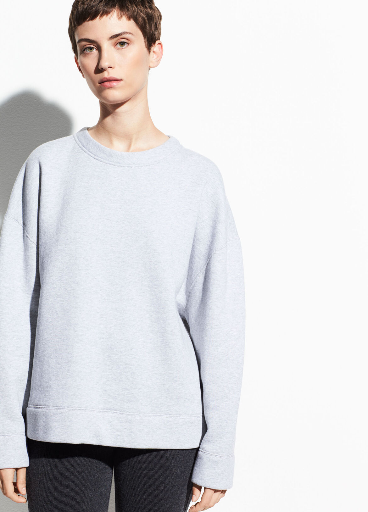 c43cc67cbff78 Oversized Cotton Pullover