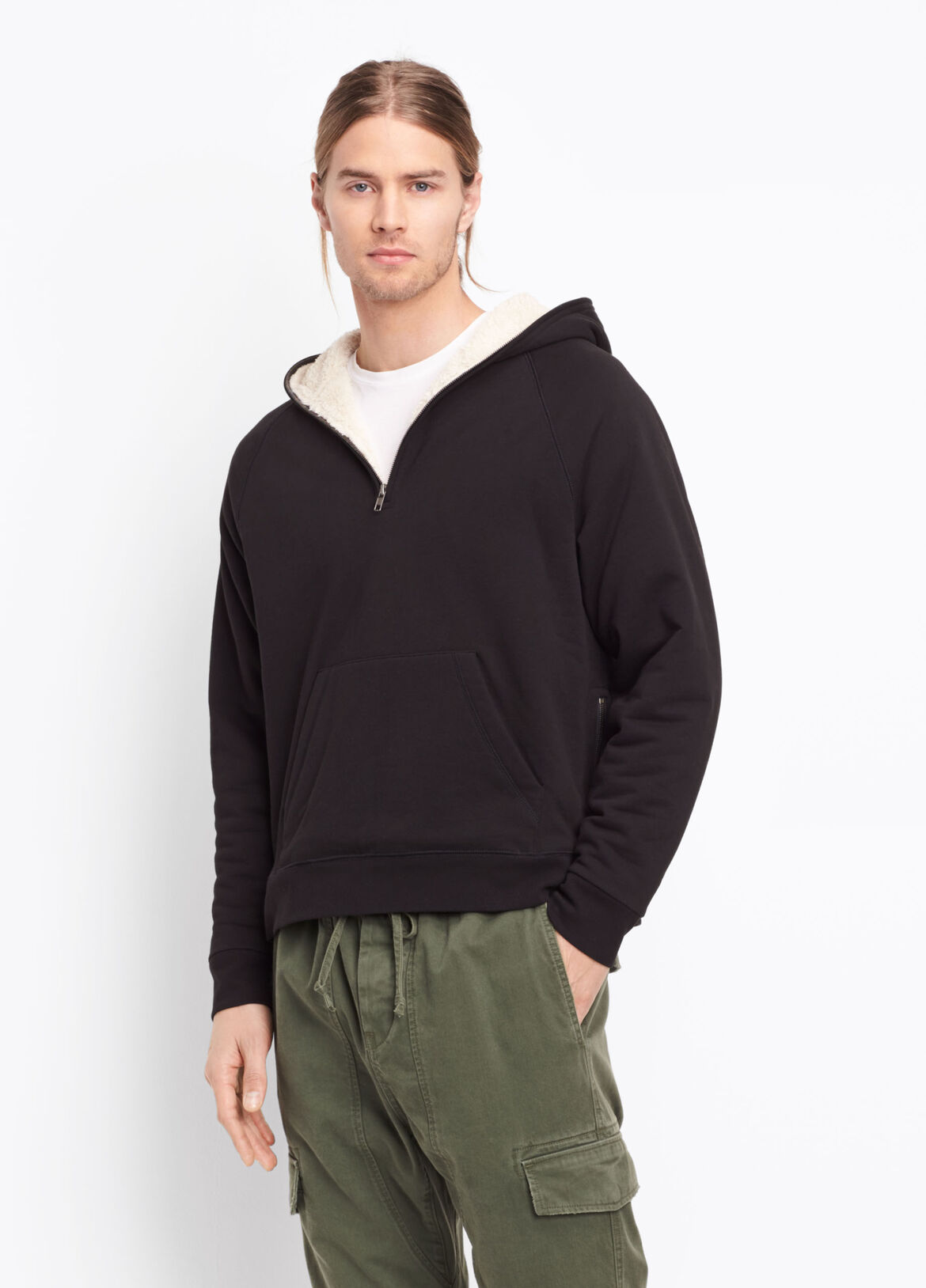 Hoodies and Sweatshirts for Men | Vince