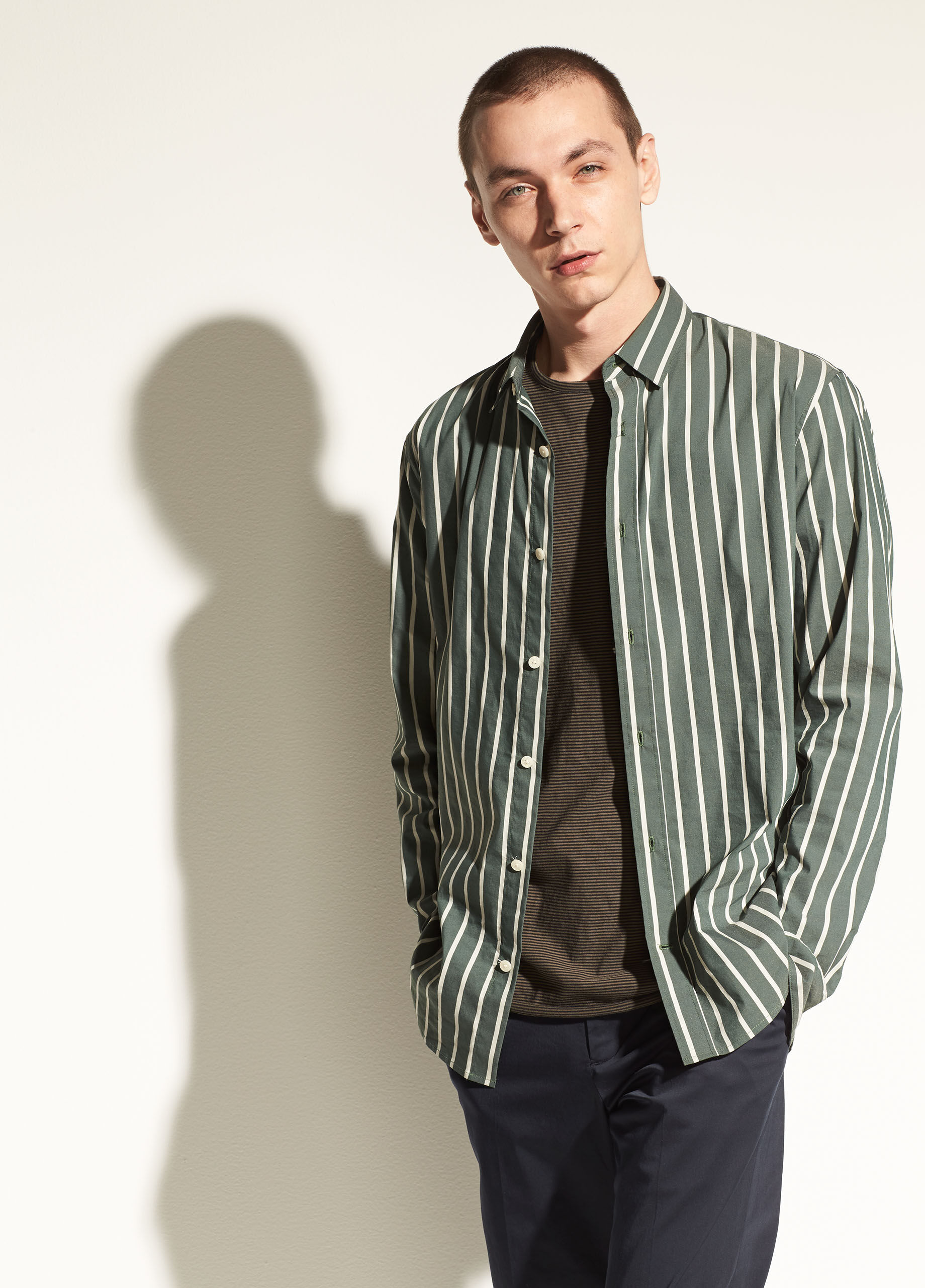 Cotton old fashioned night dresses for men