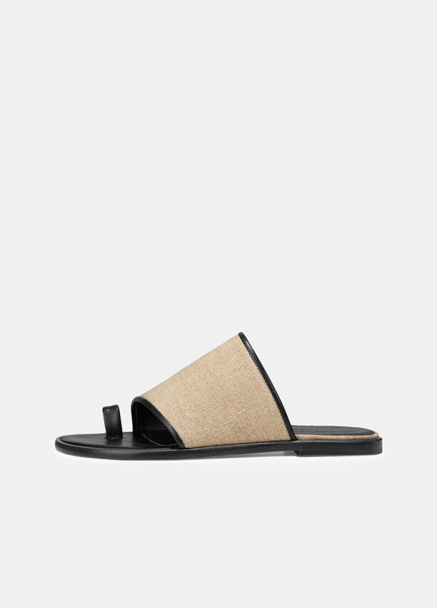 ca0c8aa3cceb Edan Linen Sandal for Women