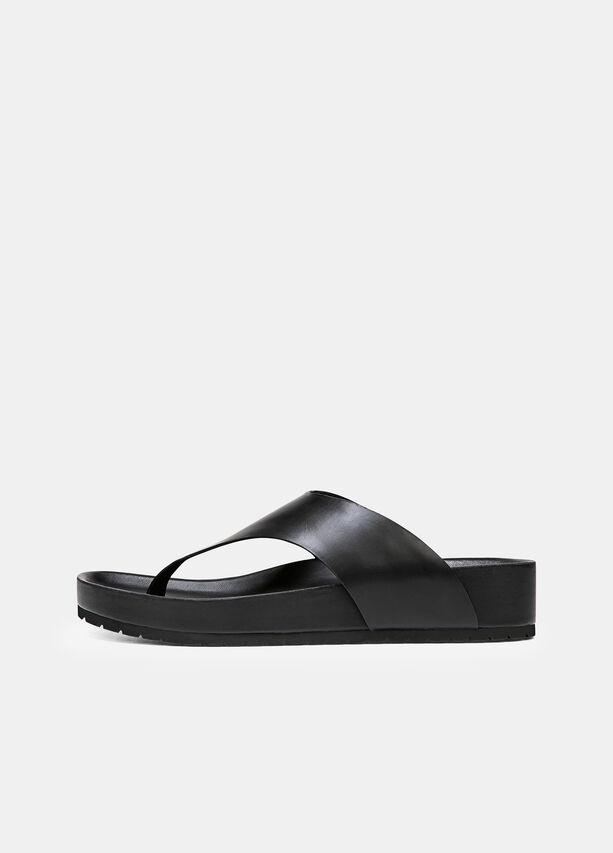 Padma Leather Sandals by Vince