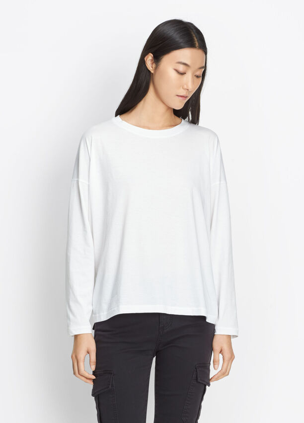 8784722c Relaxed Long Sleeve Tee