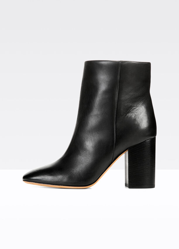 6301a3ea141 Felton Leather Ankle Boots for Women