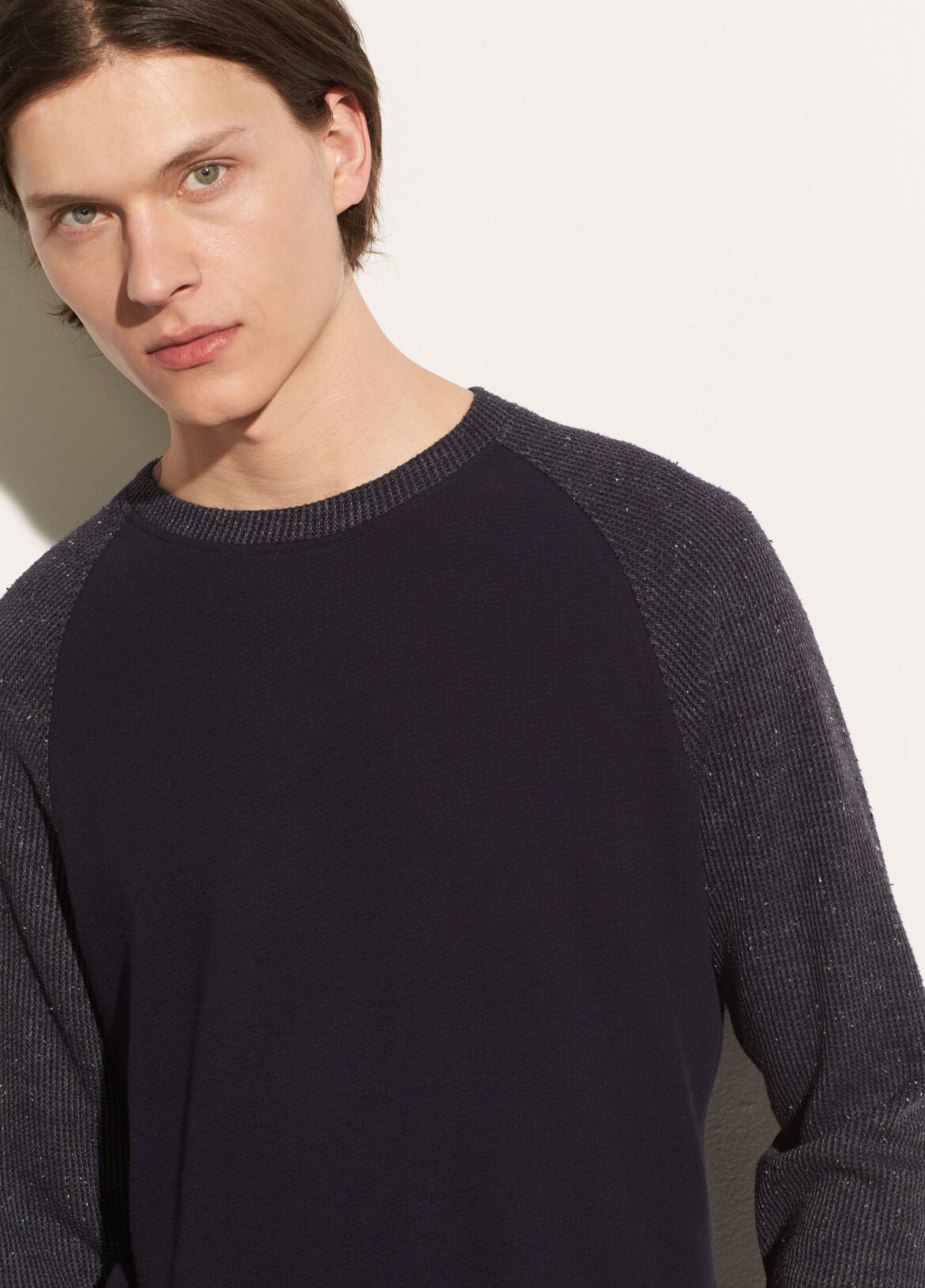 V Neck Sweater T Shirt Underneath