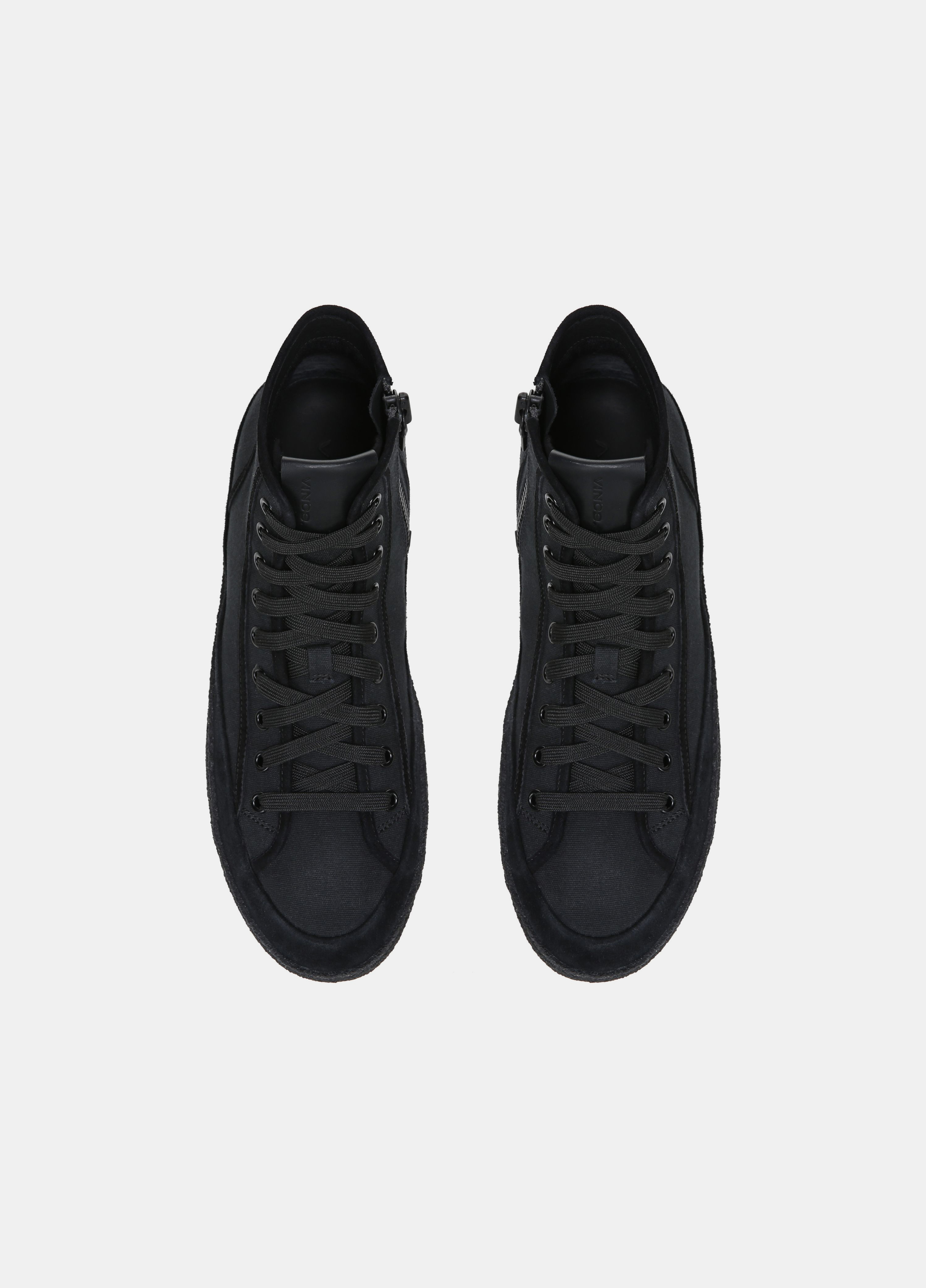 Rodgers Canvas High Top Sneaker