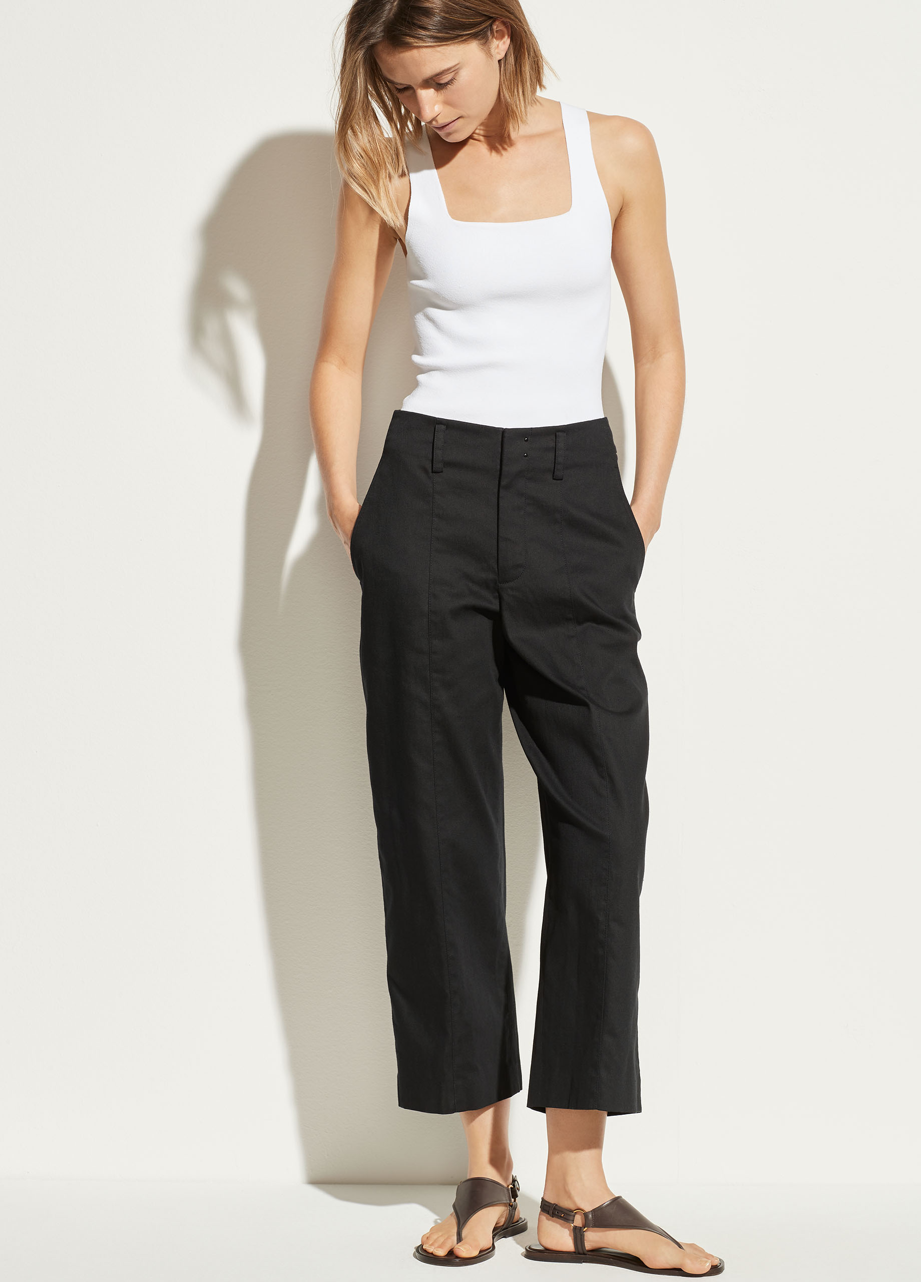 Cropped Trouser For Women Vince
