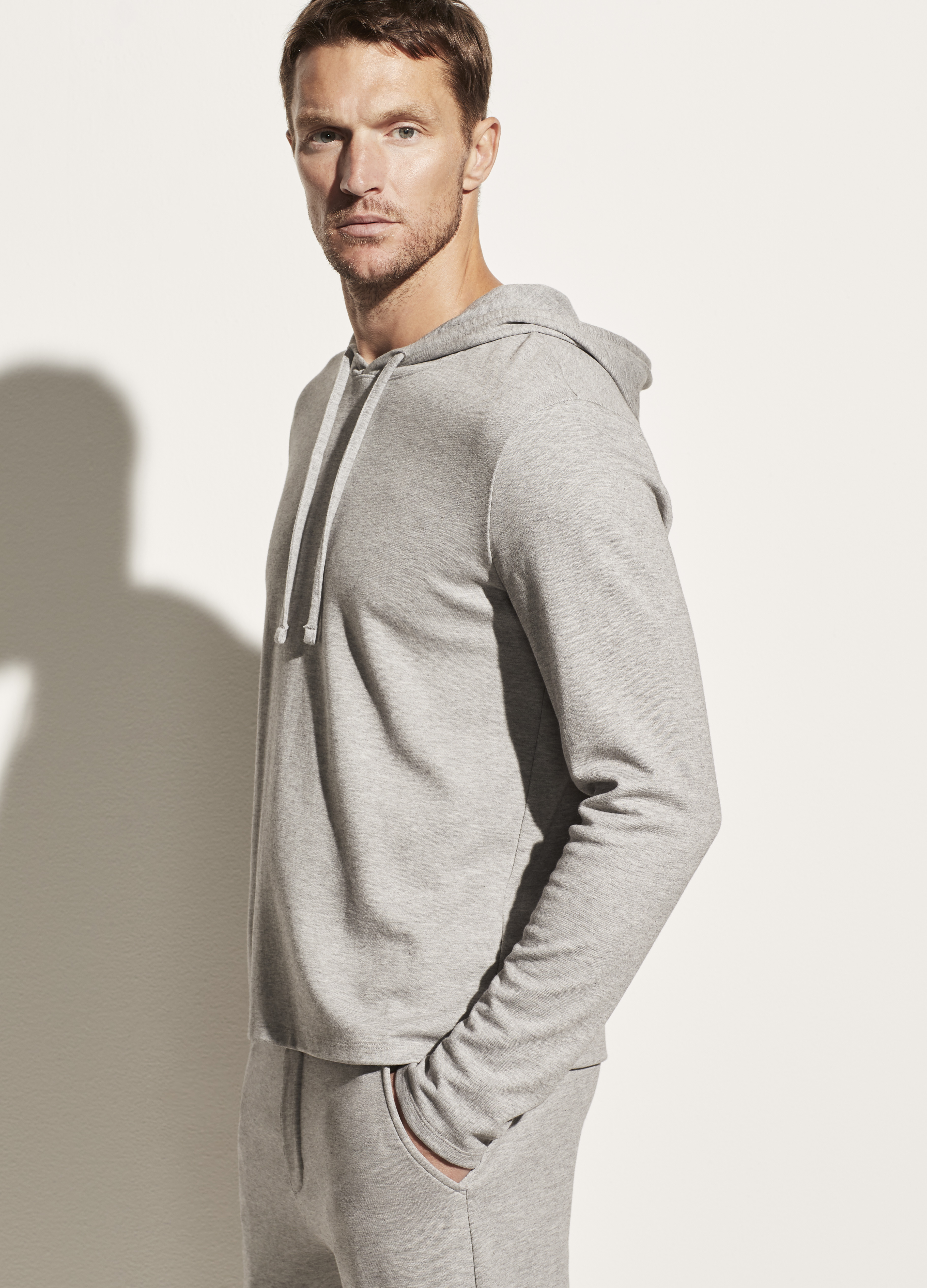 Double Knit Cozy Hoodie