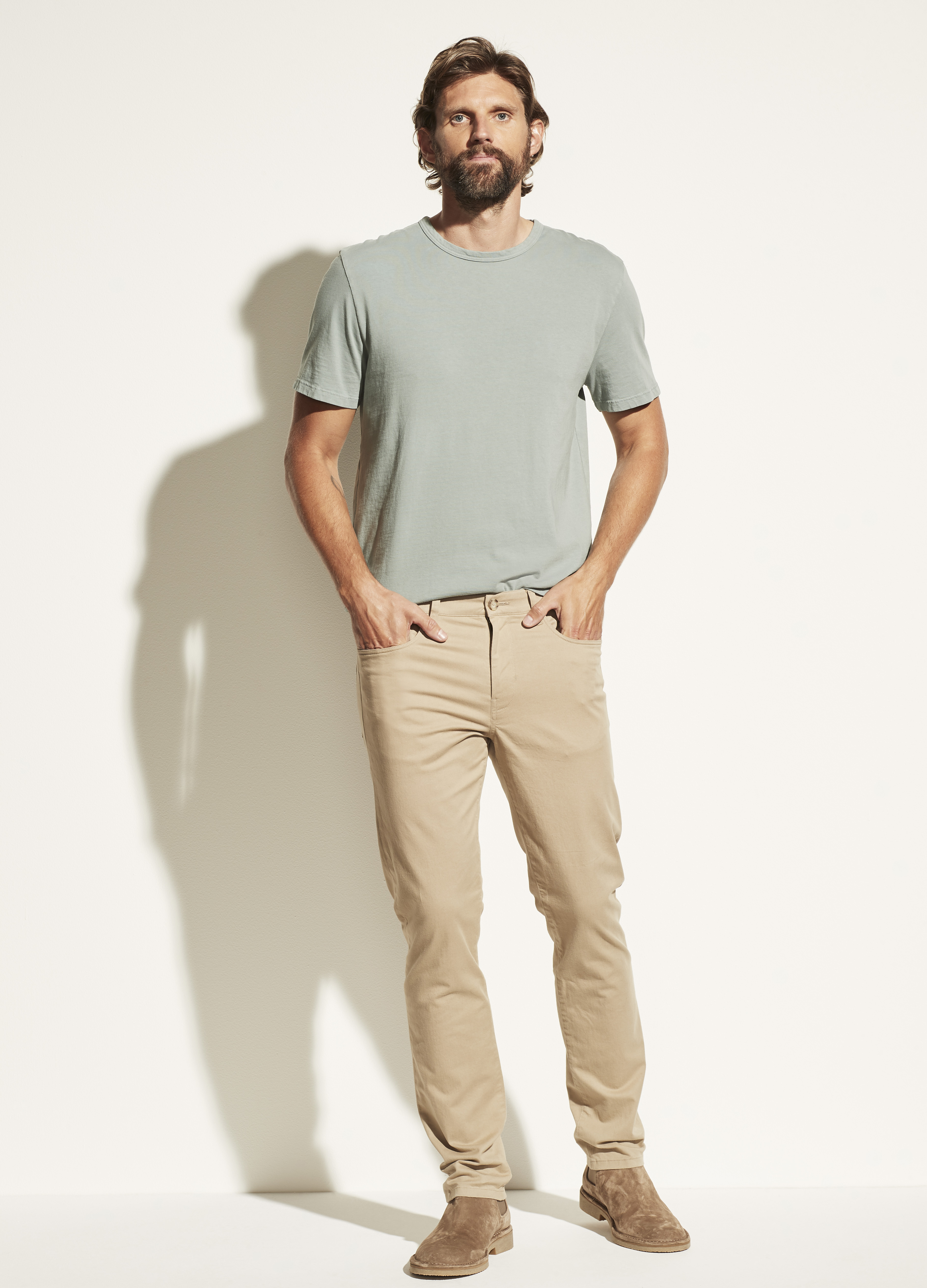 Lightweight Dylan 5 Pocket Pant