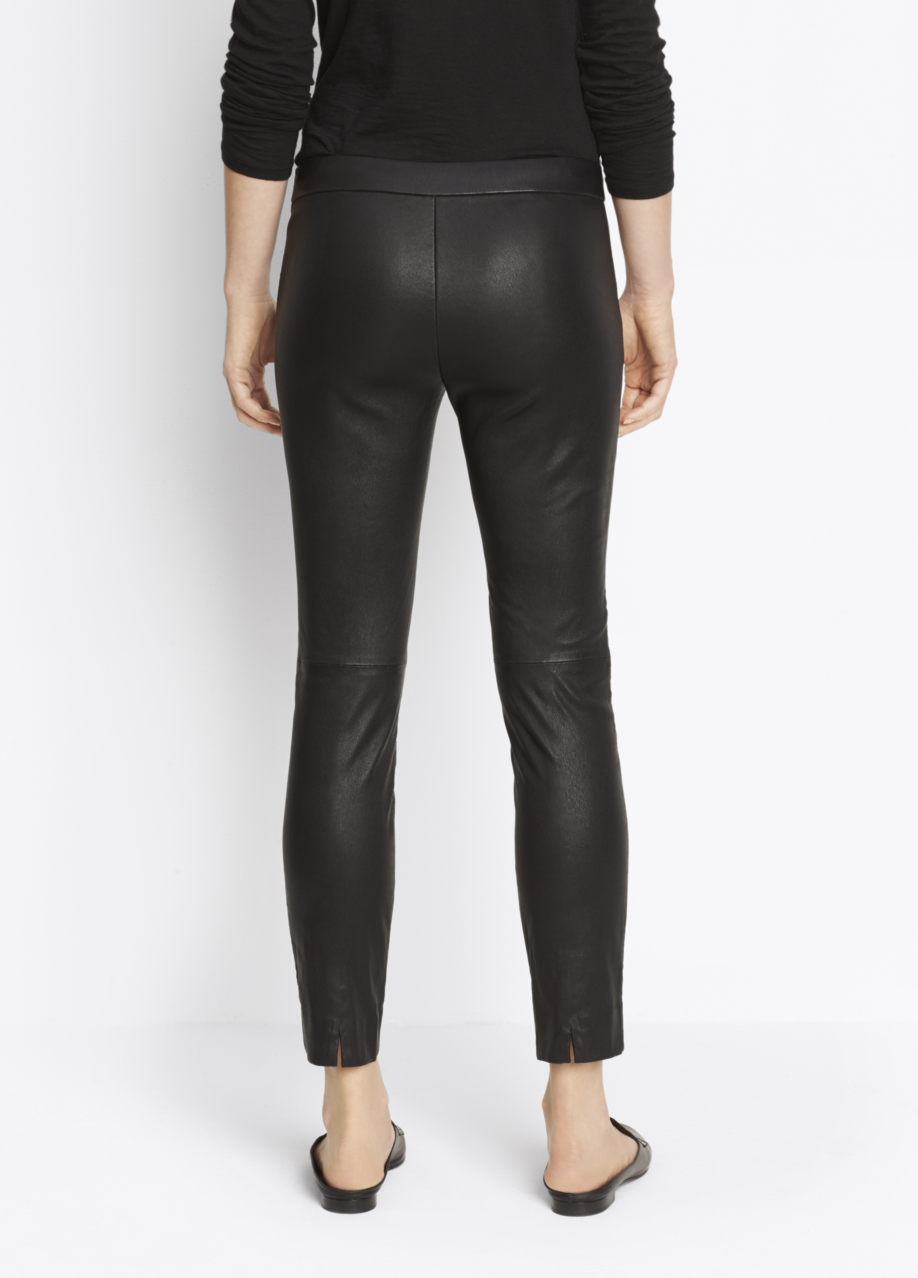 367ea63299abf Leather Legging for Women | Vince