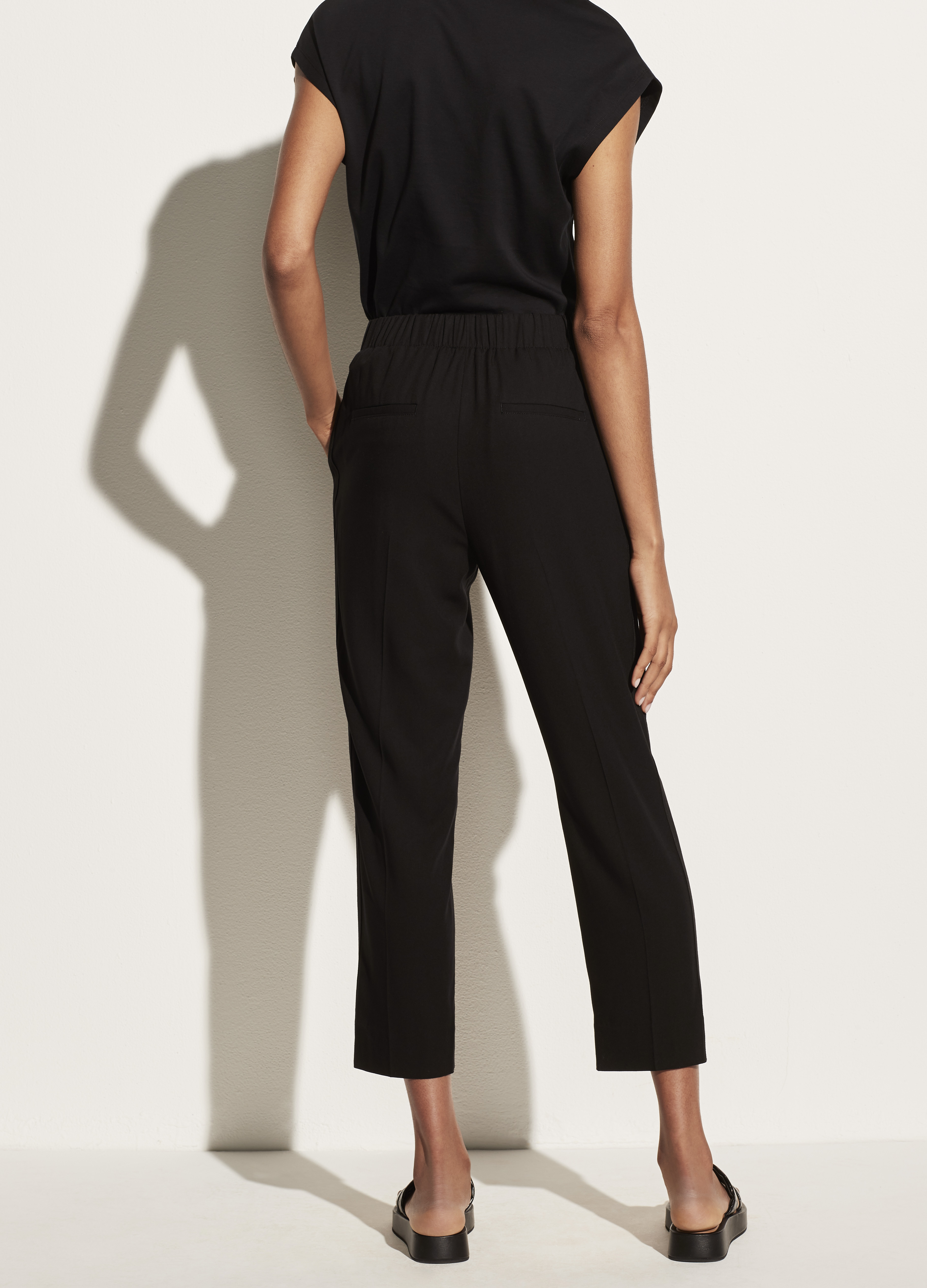 Casual Pull On Pant