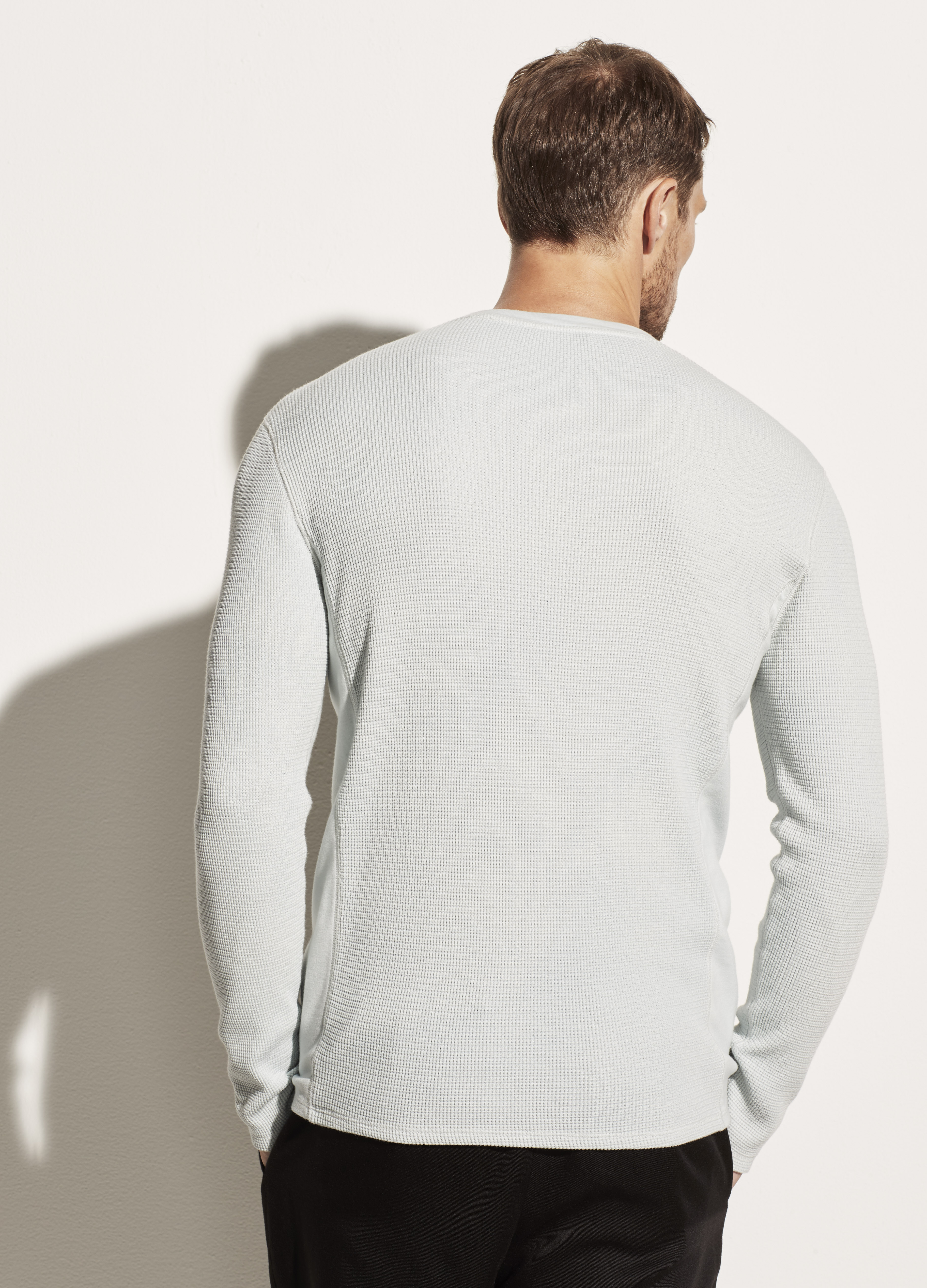 Thermal Long Sleeve Henley
