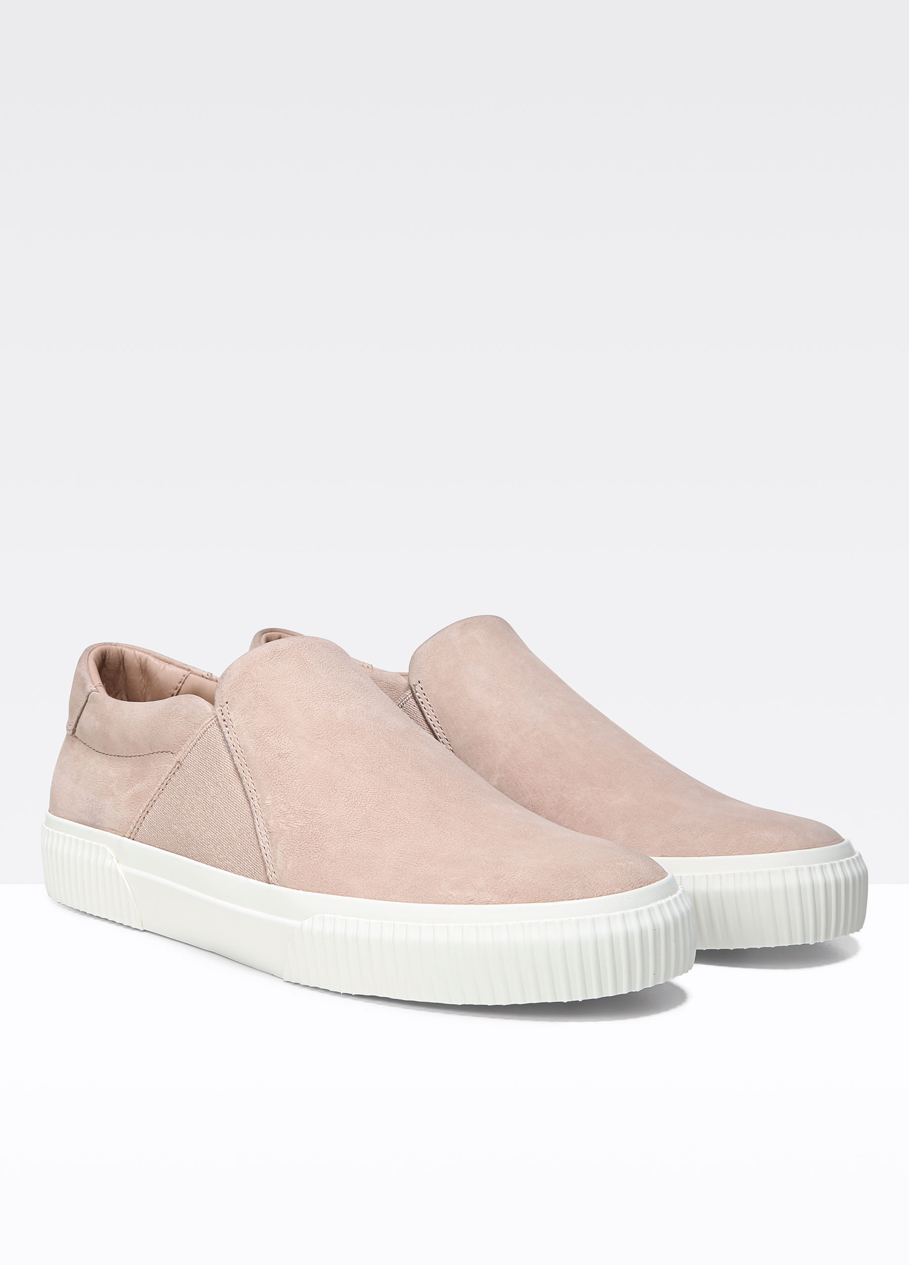 Vince Women's Knox Leather Slip-On Sneakers nAlKrs3jq