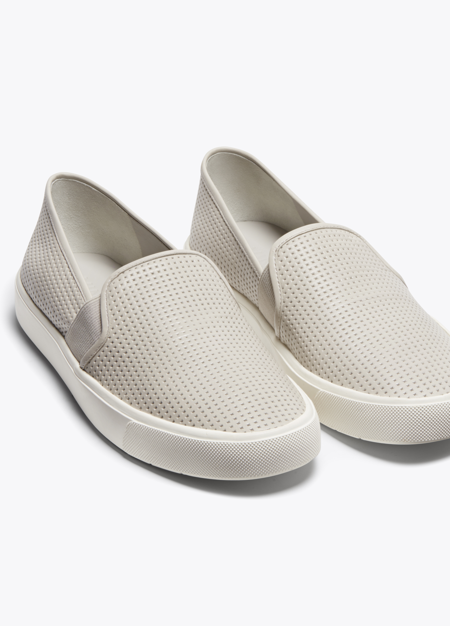Vince Leather Slip On Sneakers clearance affordable 1NgXZaGK