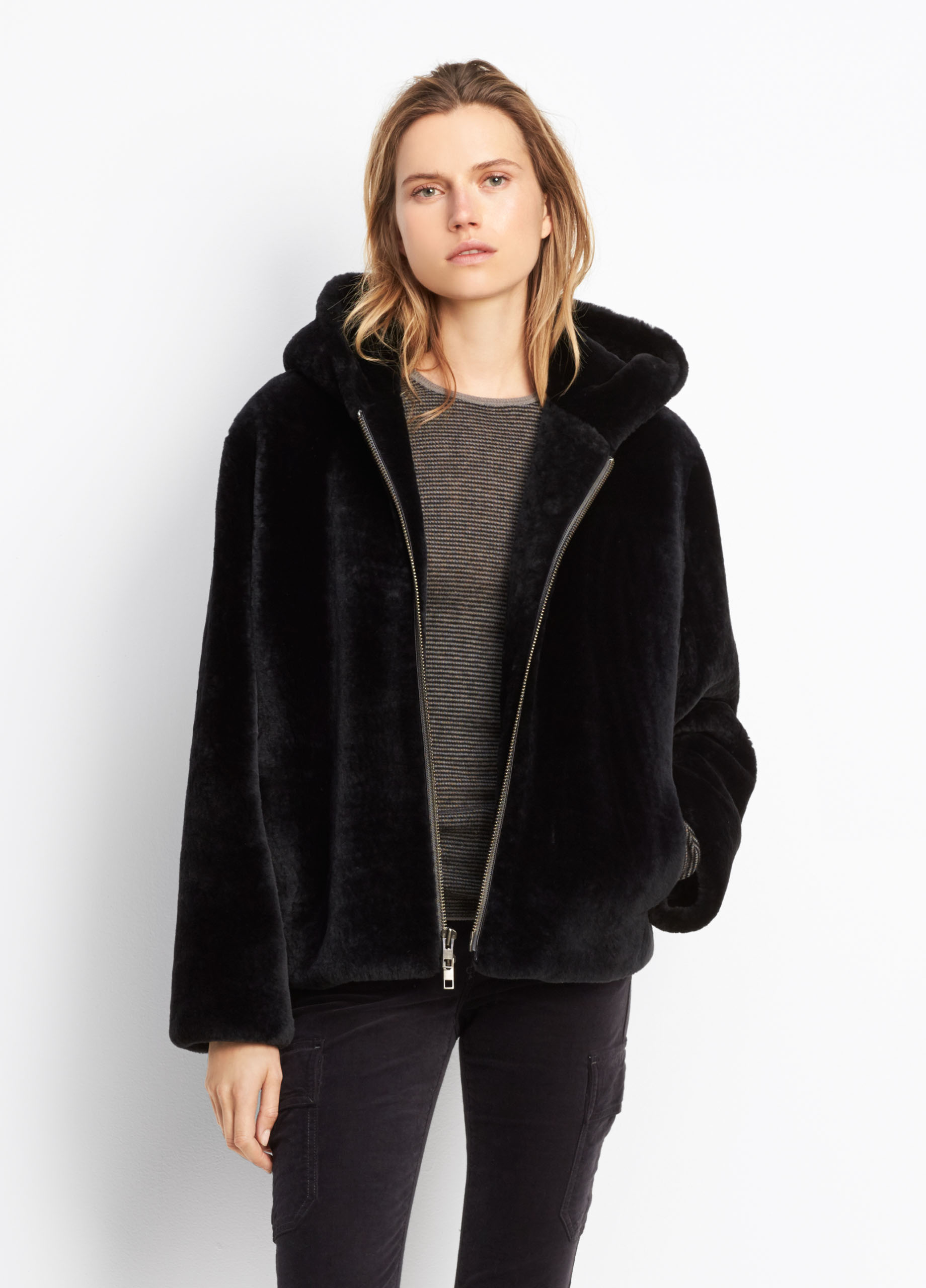 Cashmere Cable Knit Crew