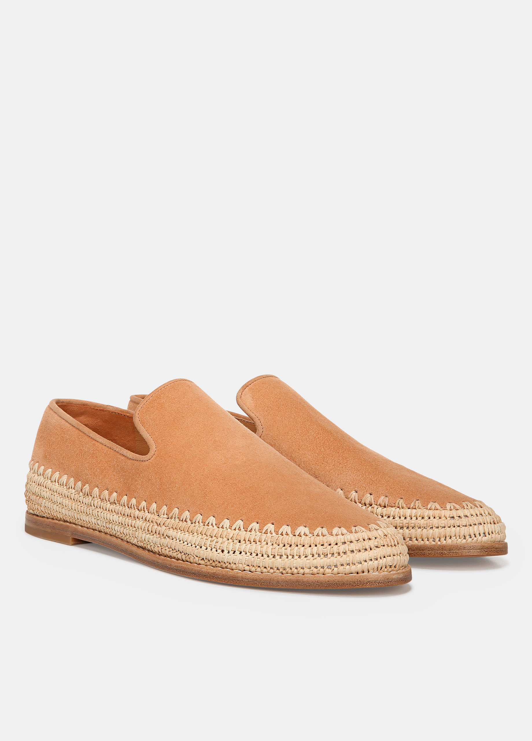 Suede Jalen Loafer