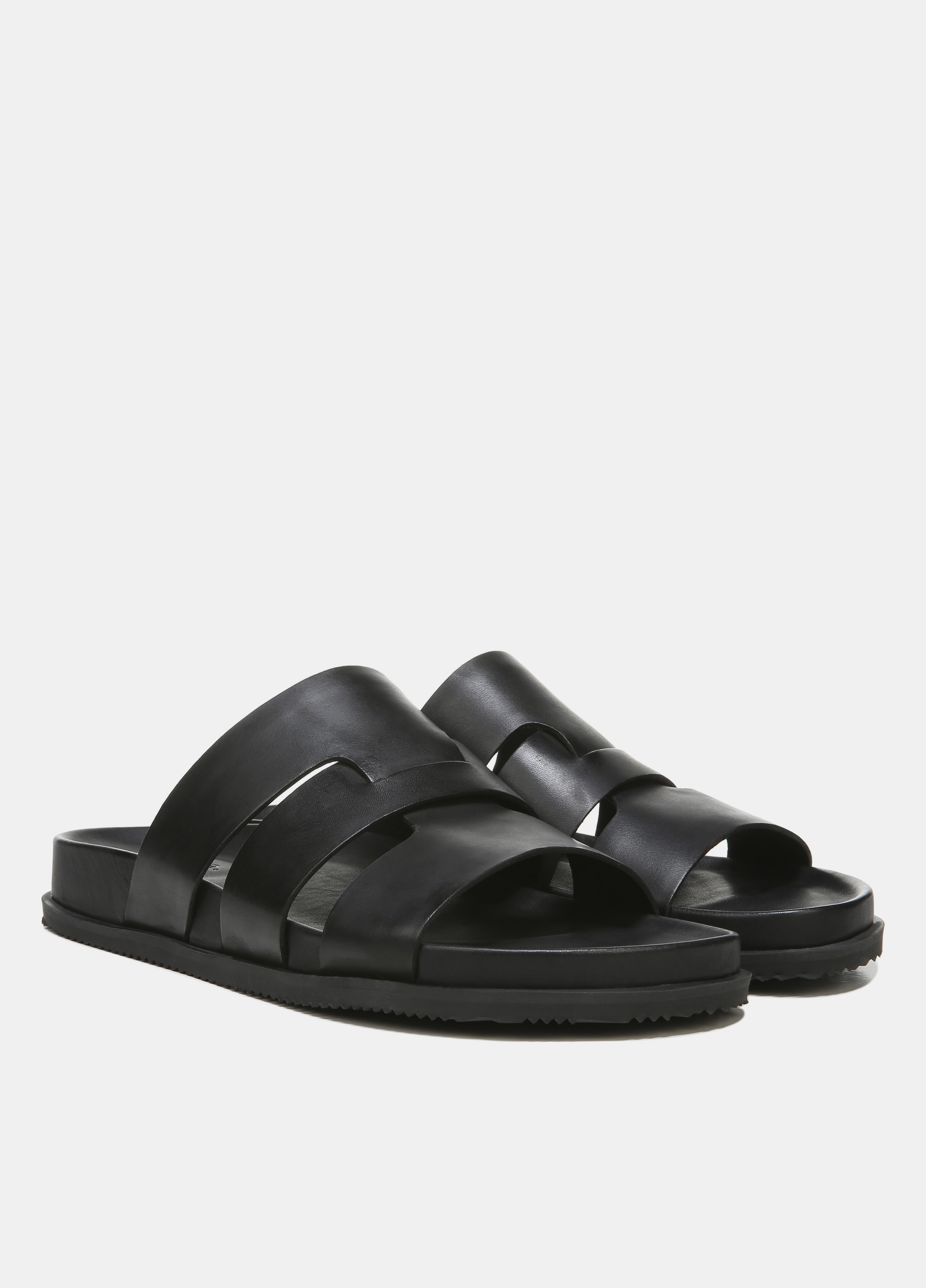 Dorsey Leather Sandal