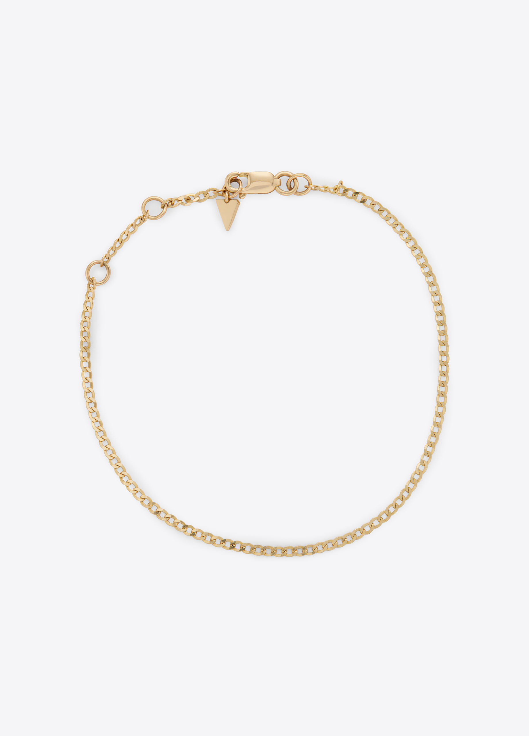 carat box round gold adjustable bracelet karat plated bolo chain
