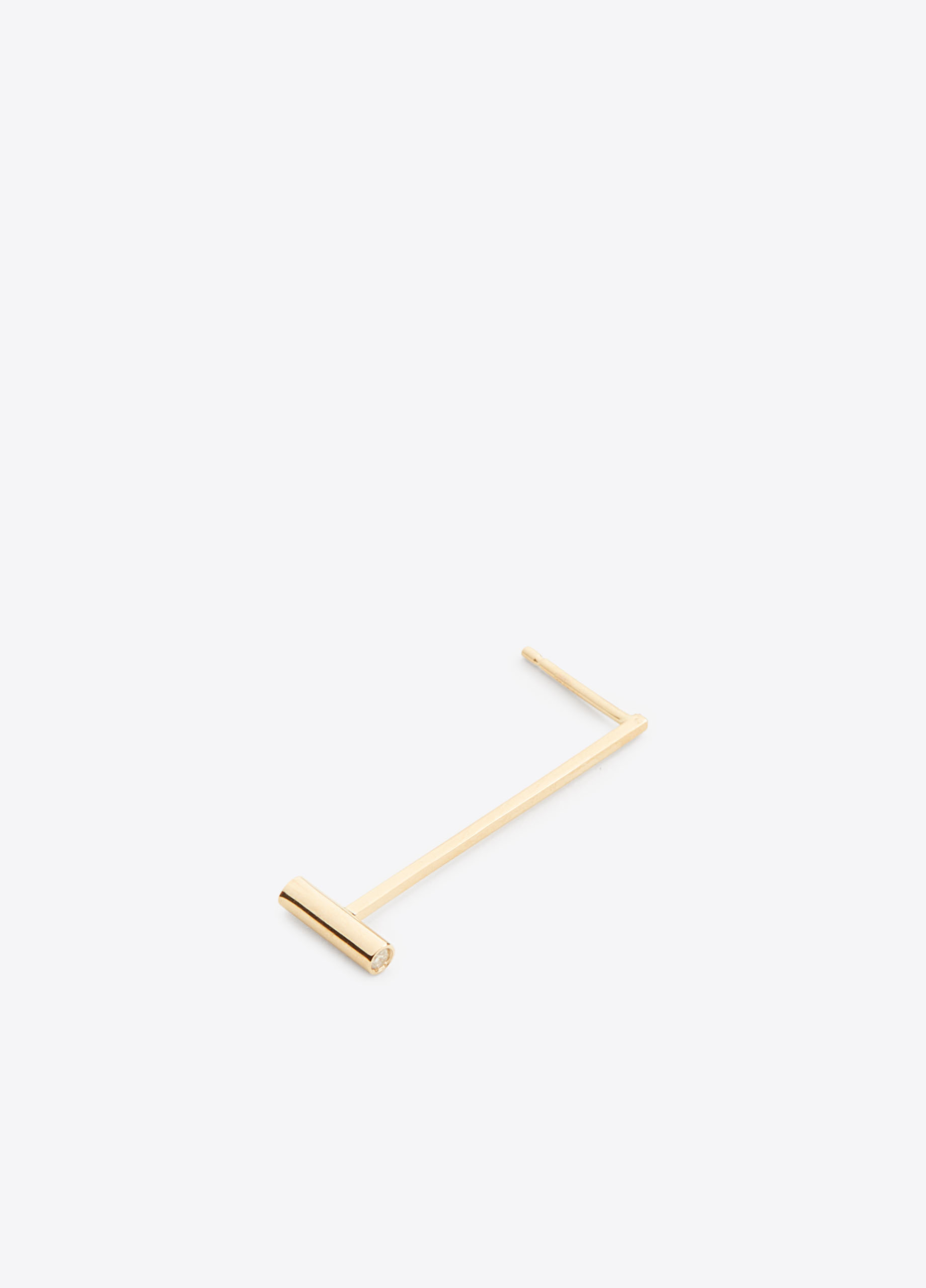 Vince Sayaka Davis / Edie Single Earring Gold K2BKMHee