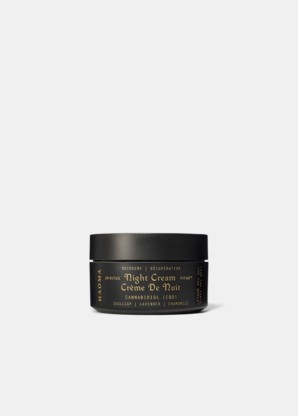 Haoma / Recovery Night Cream
