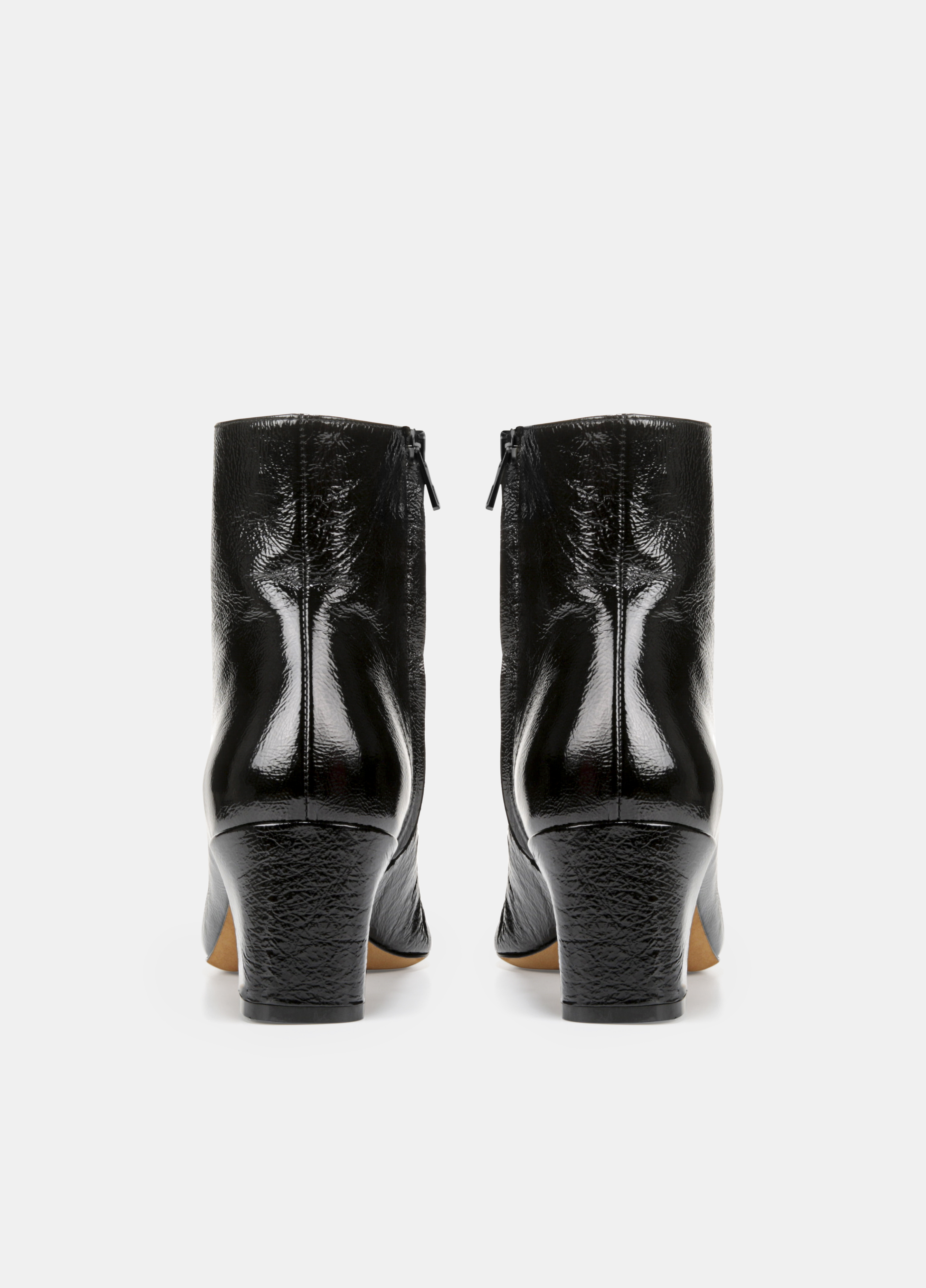 Patent Leather Lanica Boot