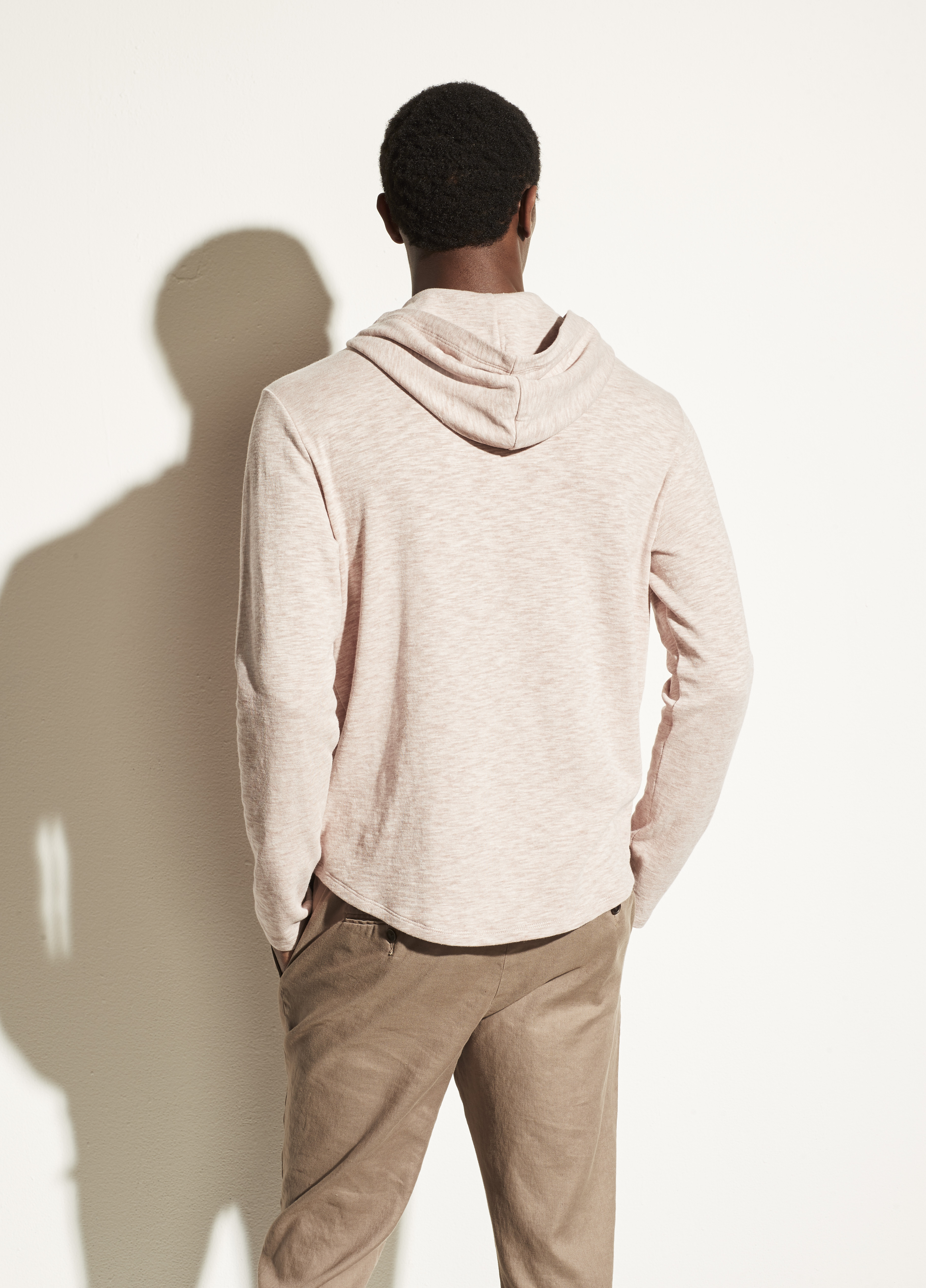Sun Faded Popover Hoodie