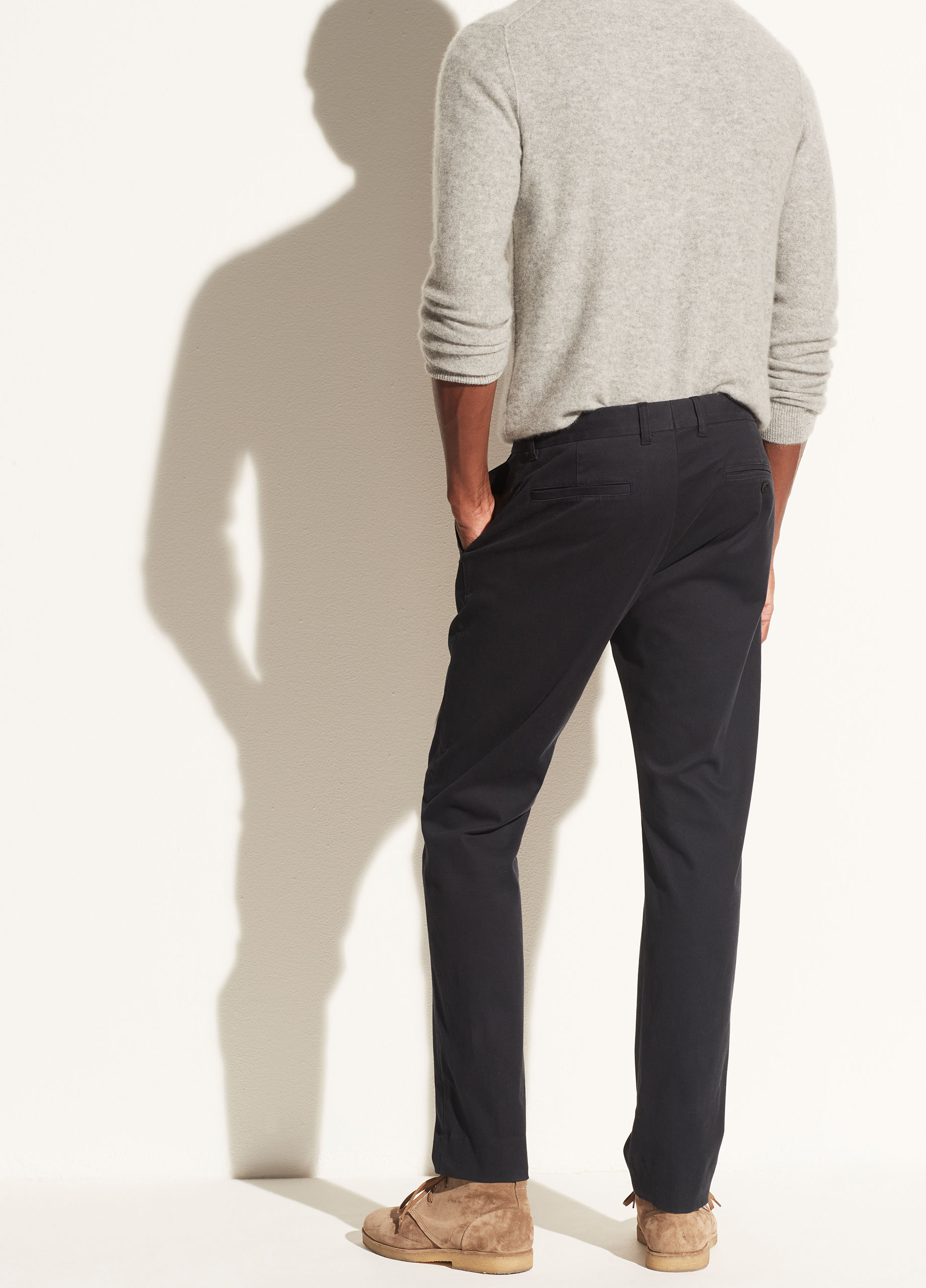 Brushed Twill Griffith Chino