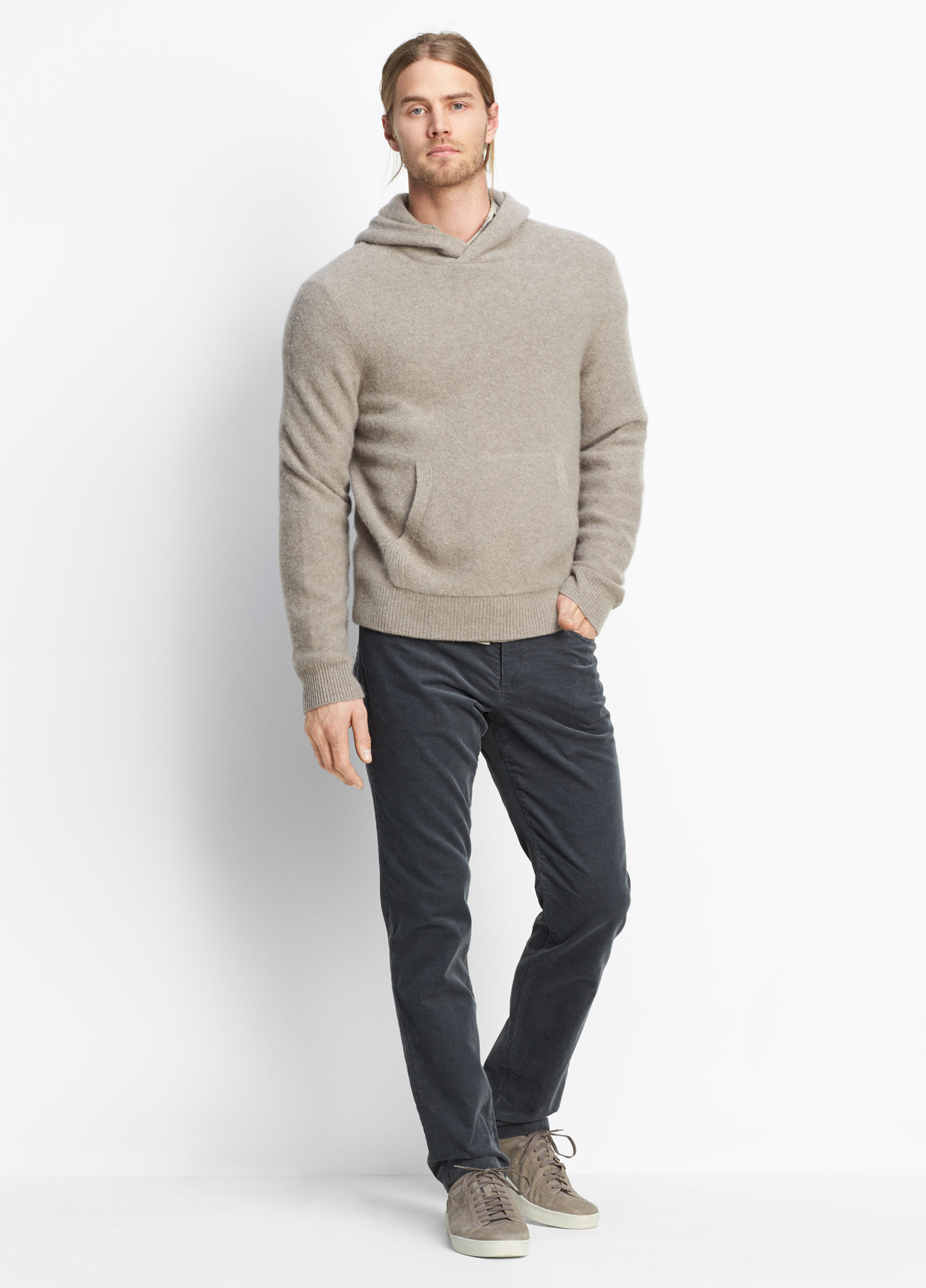 Loose Knit Crewneck T-shirt