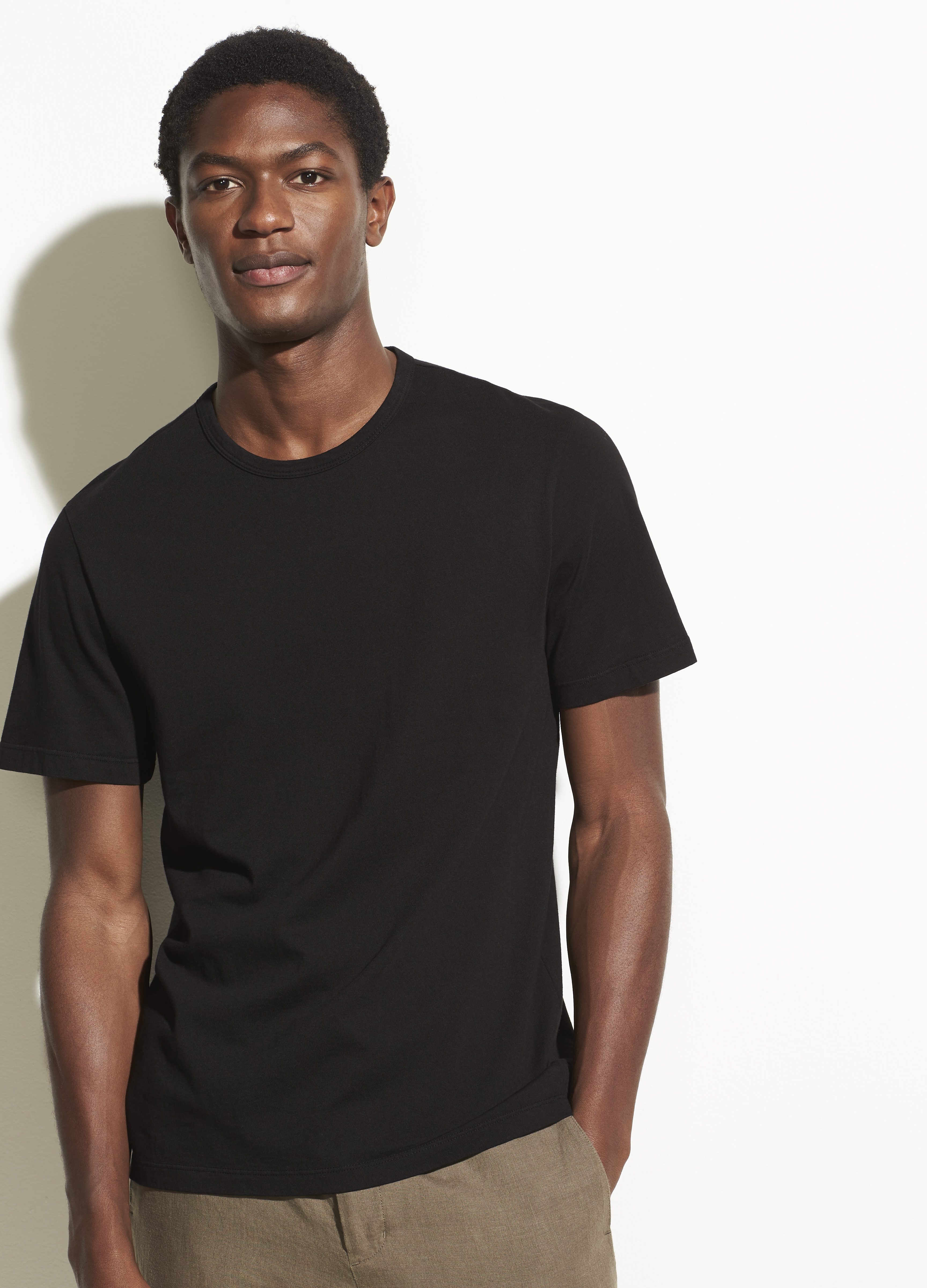 Garment Dye Short Sleeve Crew