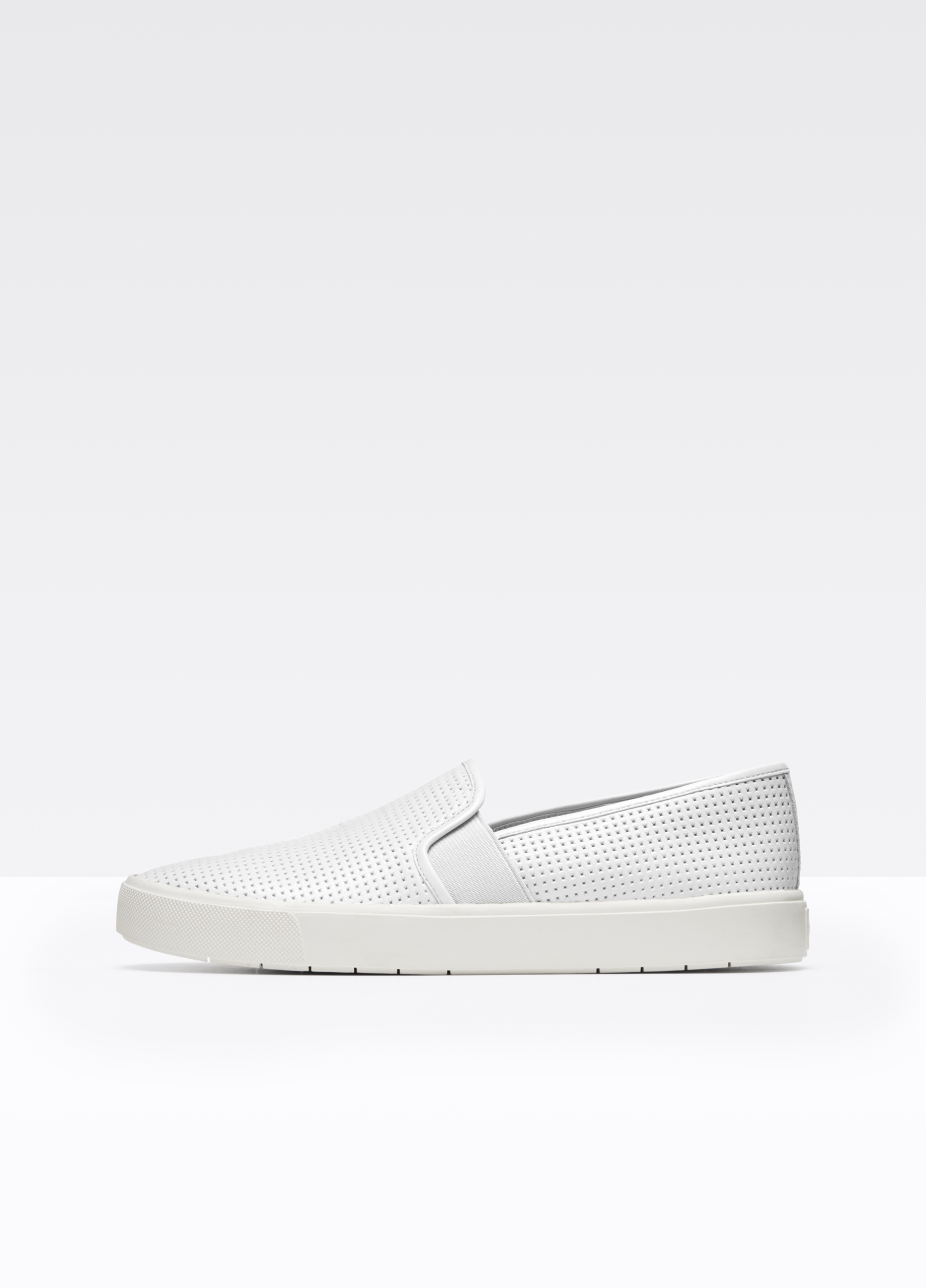 Perforated Leather Blair Sneaker