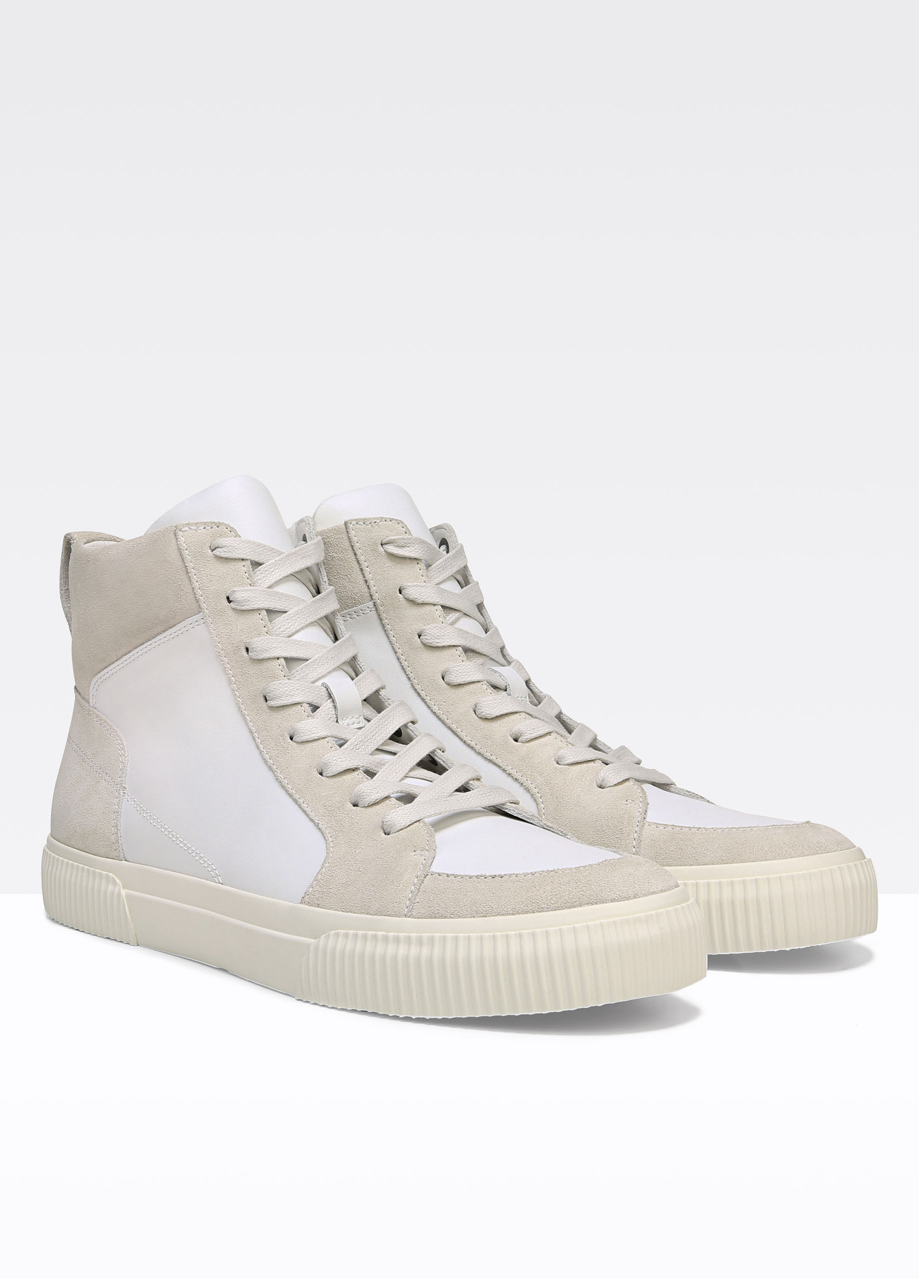 Vince Kameron Leather Sneakers