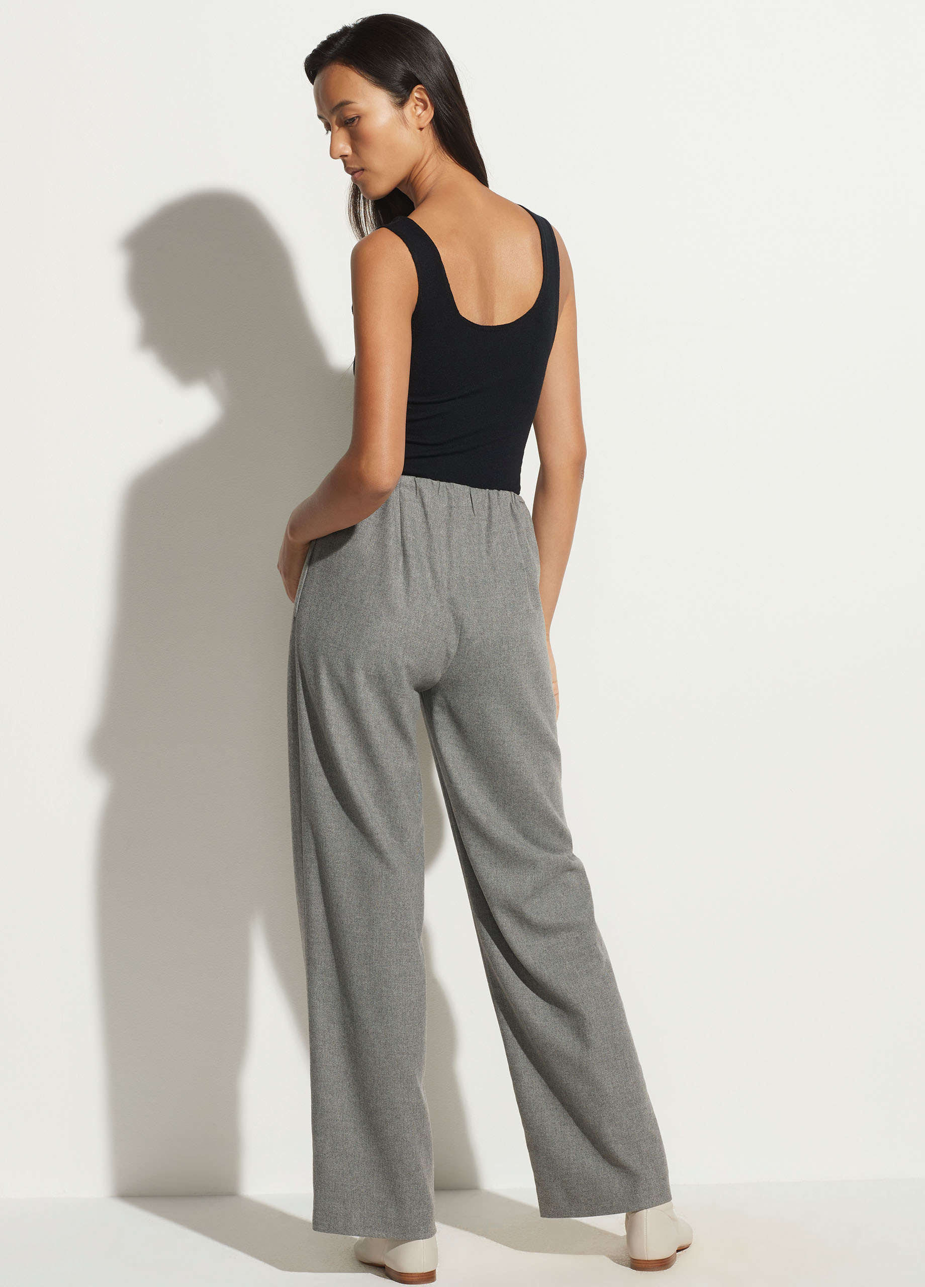 Flannel Pull On Pant