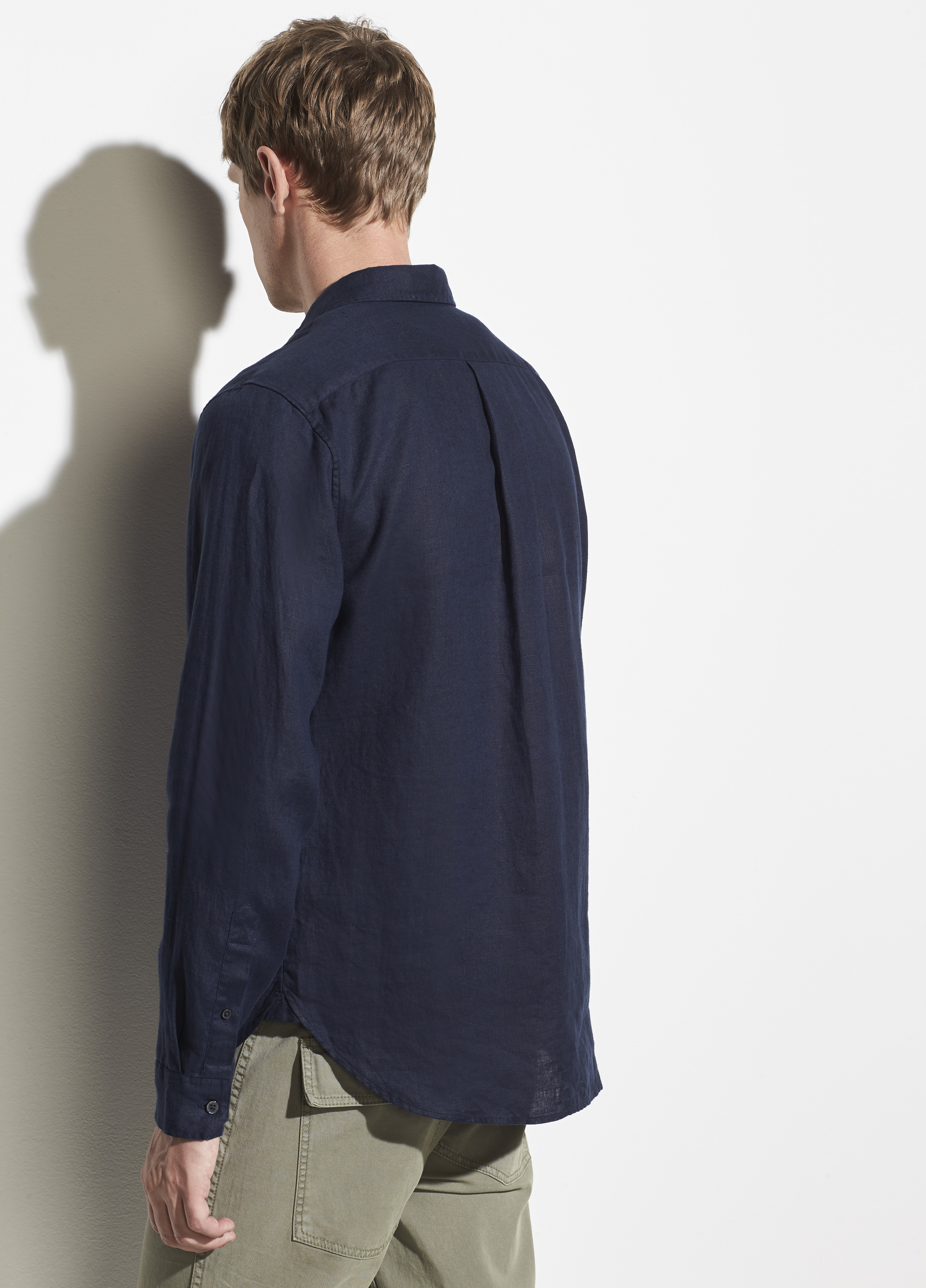 Linen Long Sleeve