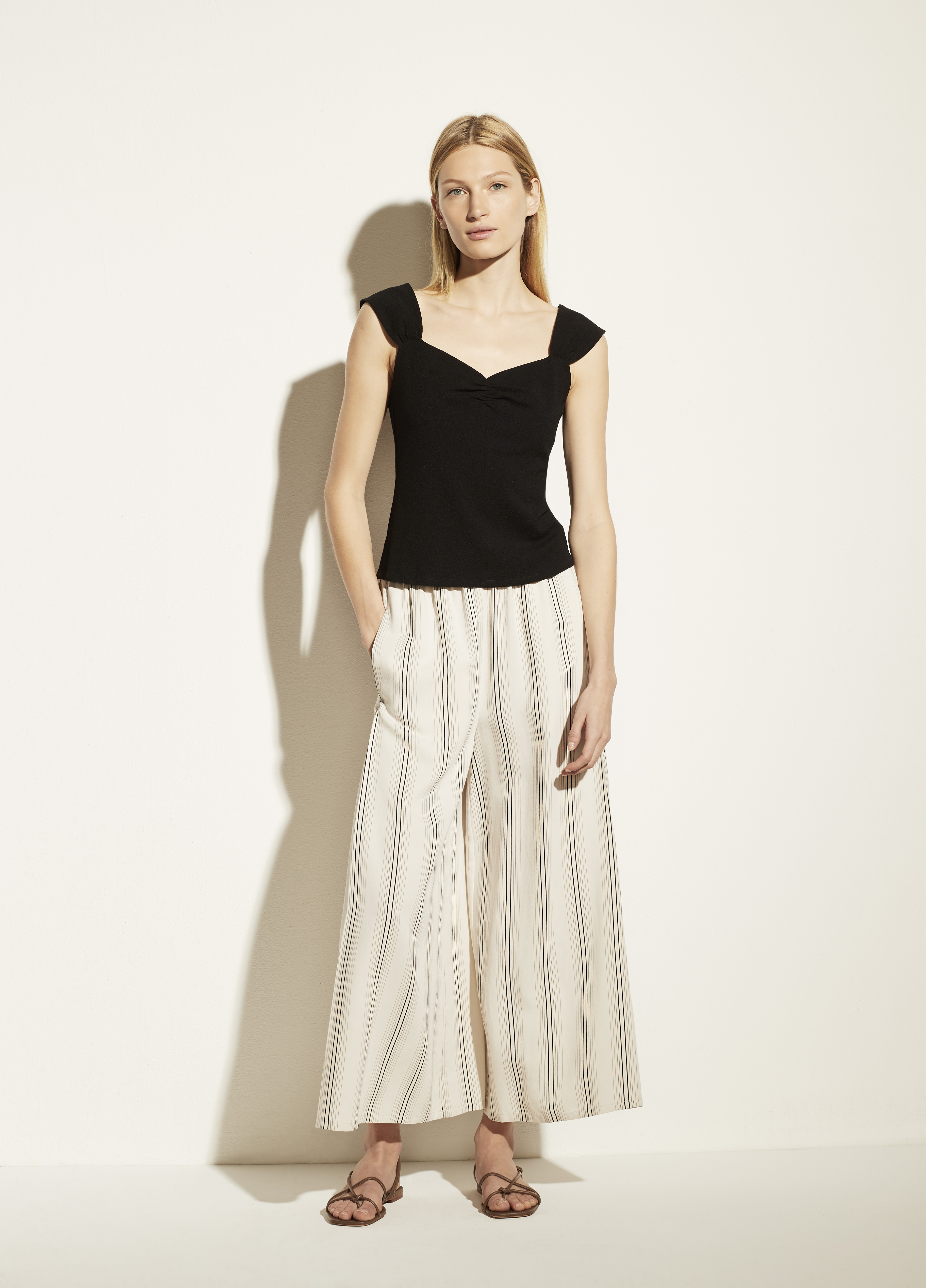 Ruched Camisole