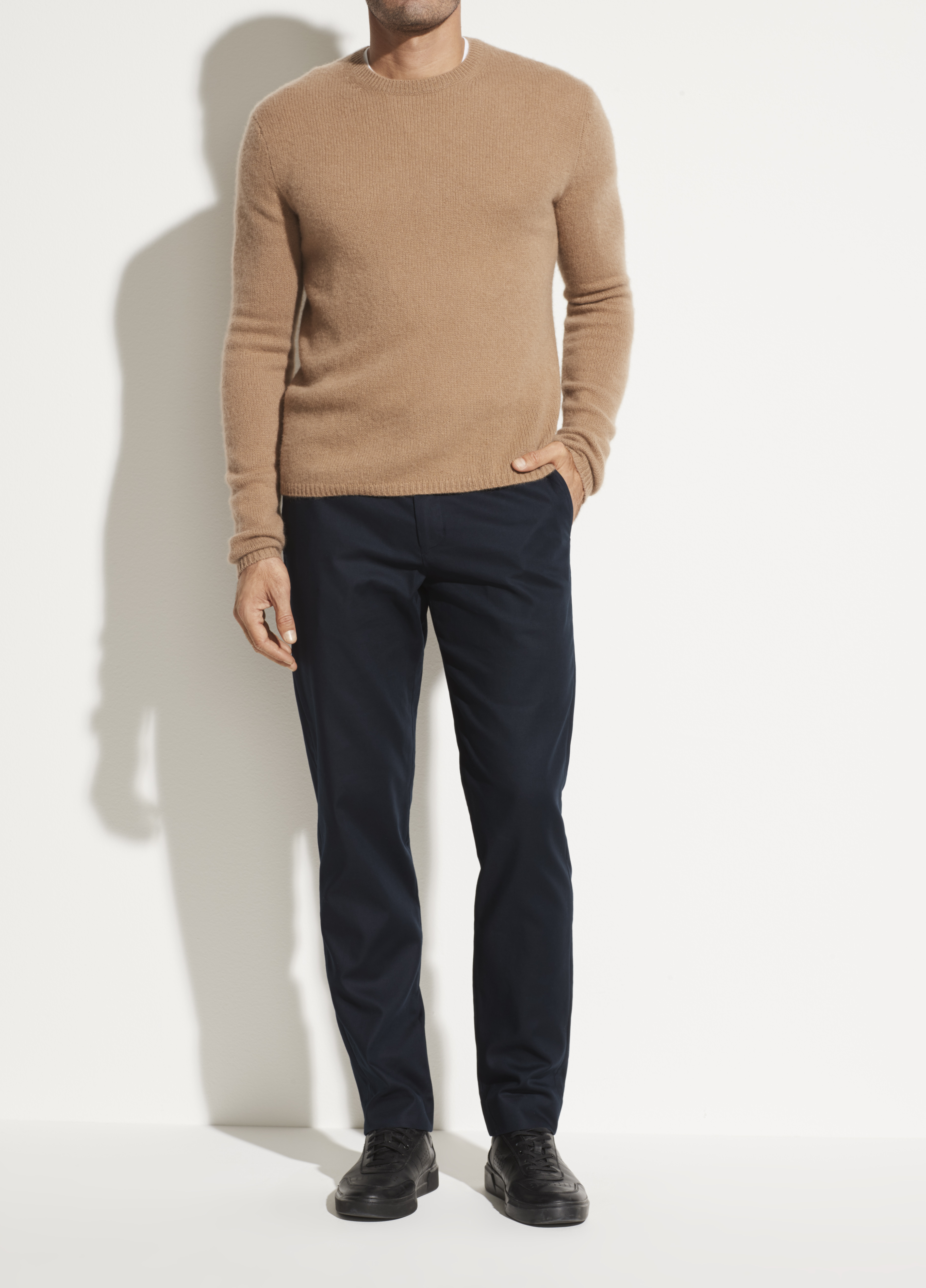 Double Knit Henley