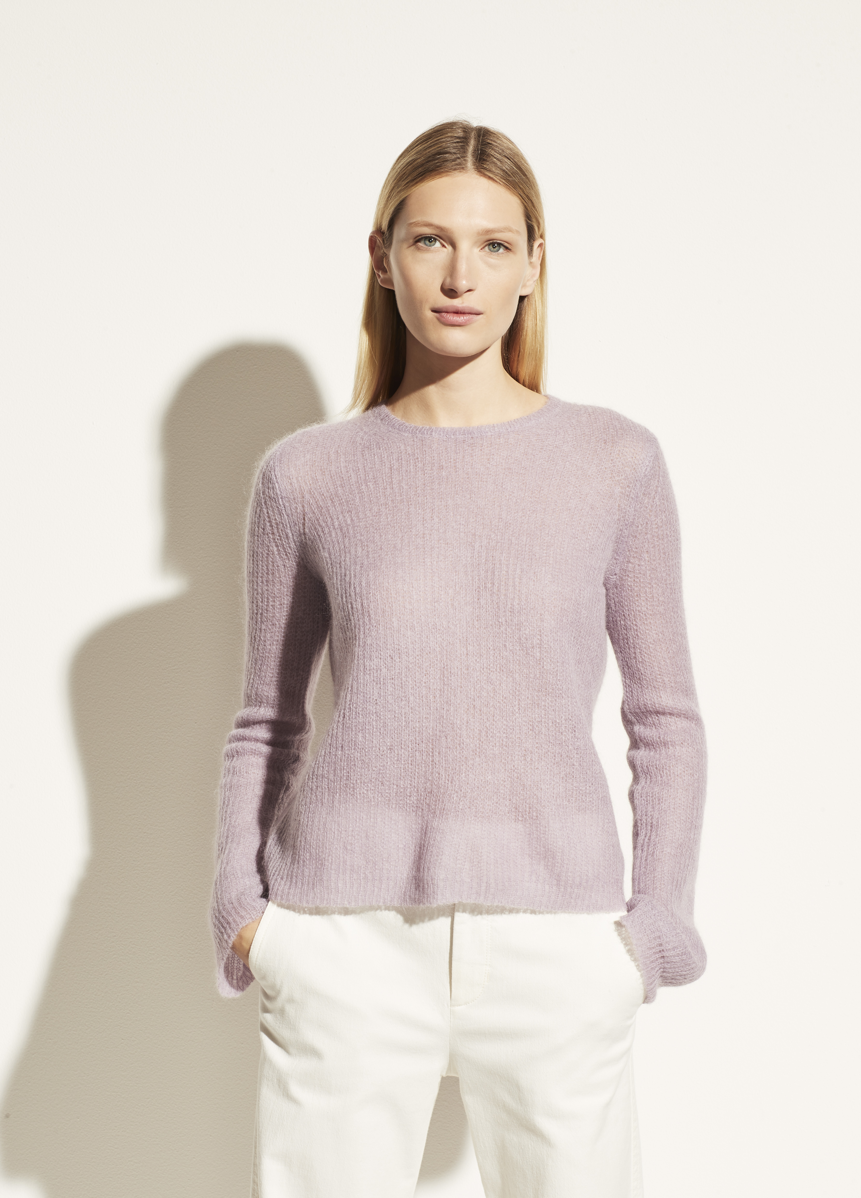 Double Layer Pullover