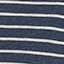 Striped Pima Cotton Crew
