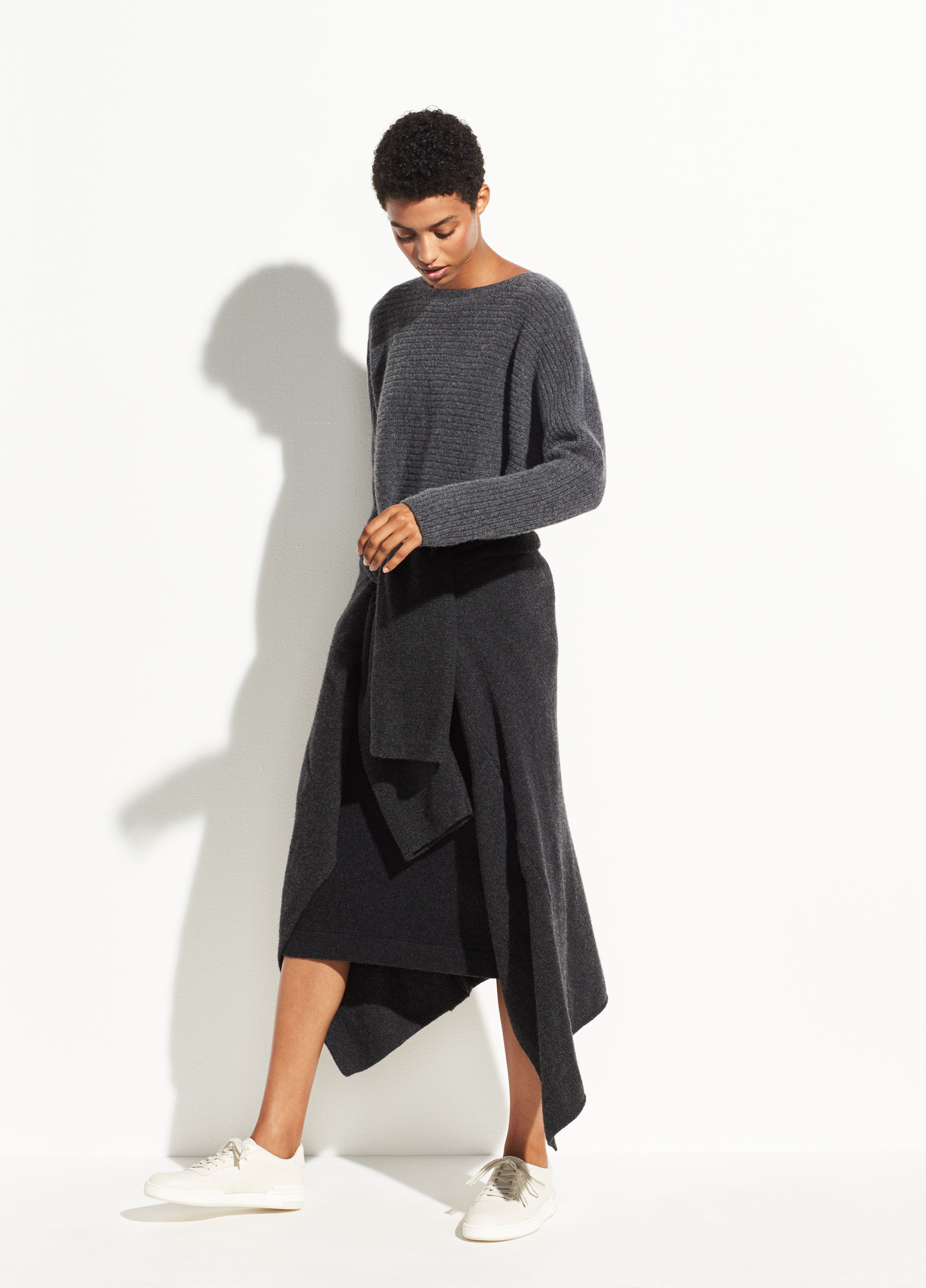 Wool Sweater Skirt